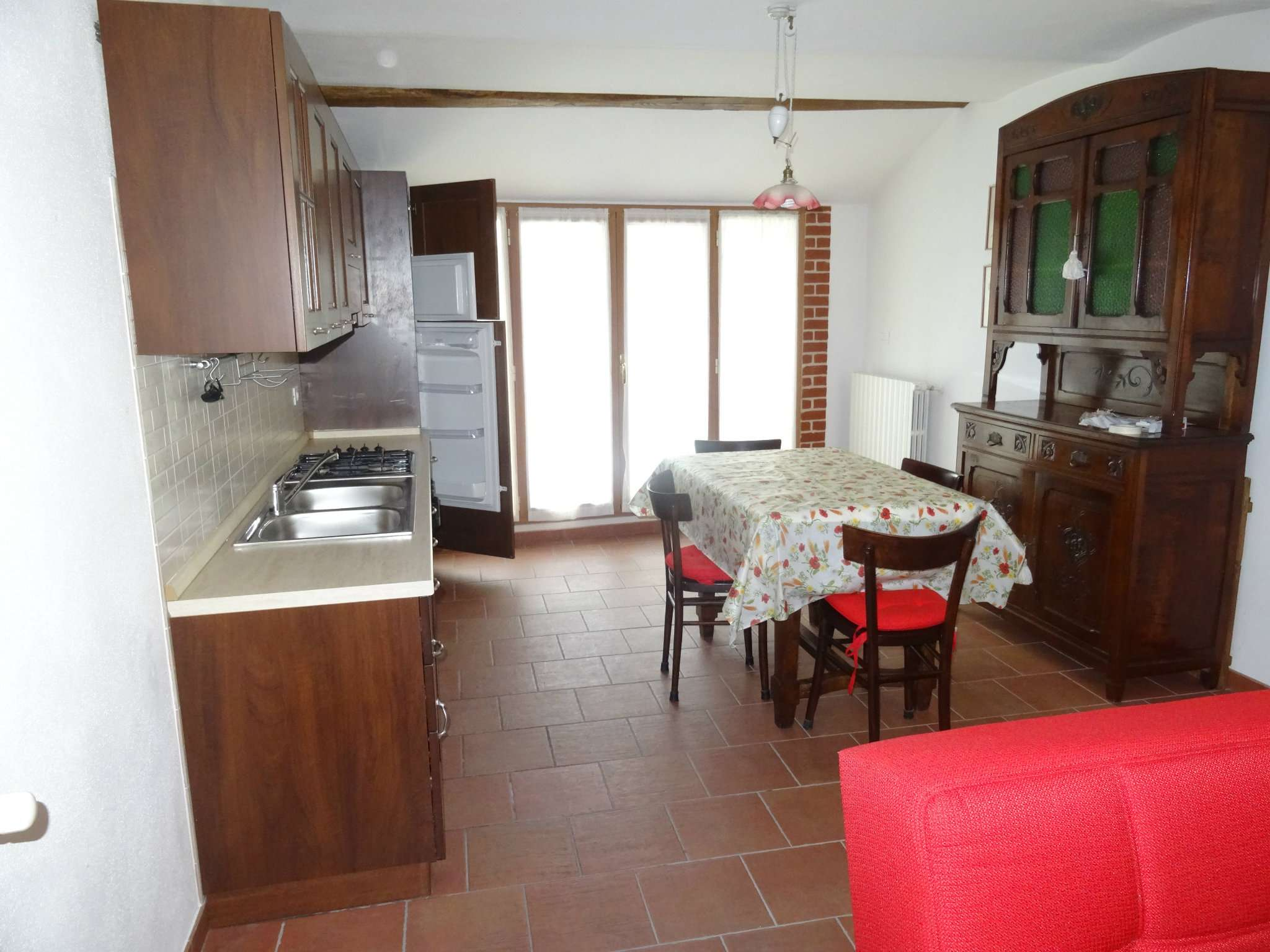 Appartamento in buone condizioni arredato in affitto Rif. 7452500