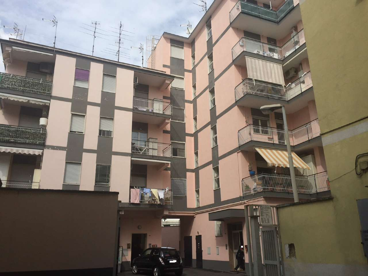Appartamento al centro di Casalnuovo con posto auto