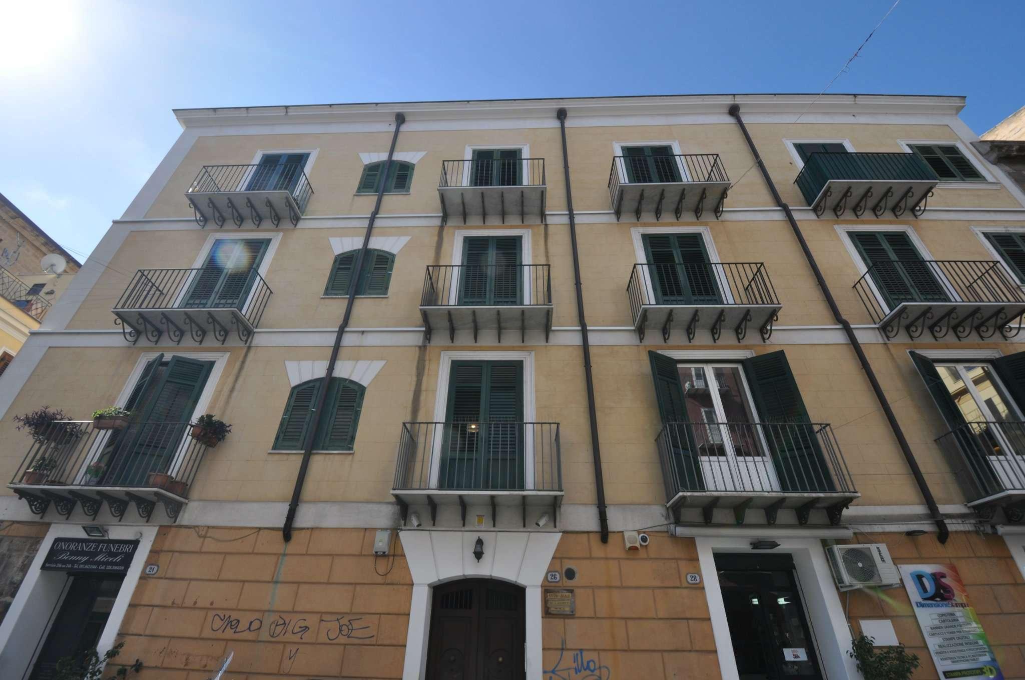 Appartamento in affitto a Palermo, 3 locali, prezzo € 580 | PortaleAgenzieImmobiliari.it