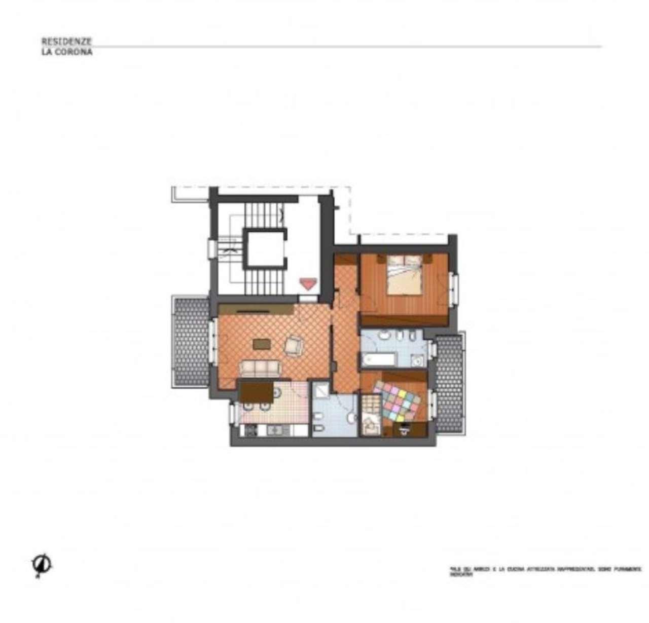 Appartamento in vendita a Opera, 3 locali, prezzo € 250.000 | CambioCasa.it