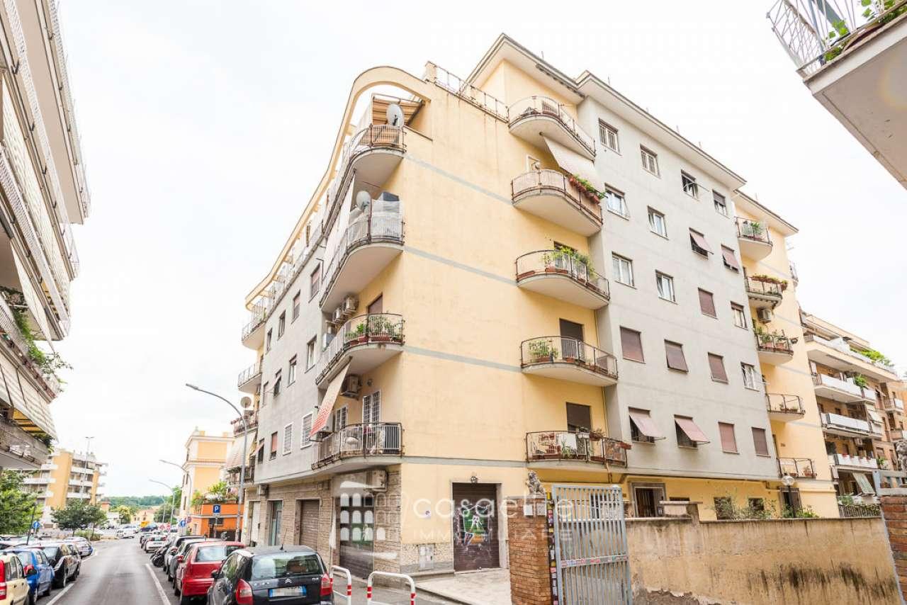 Appartamento in vendita a Roma, 3 locali, zona Zona: 15 . Appio Latino, Appia Antica, Furio Camillo, Alberone, prezzo € 330.000   CambioCasa.it