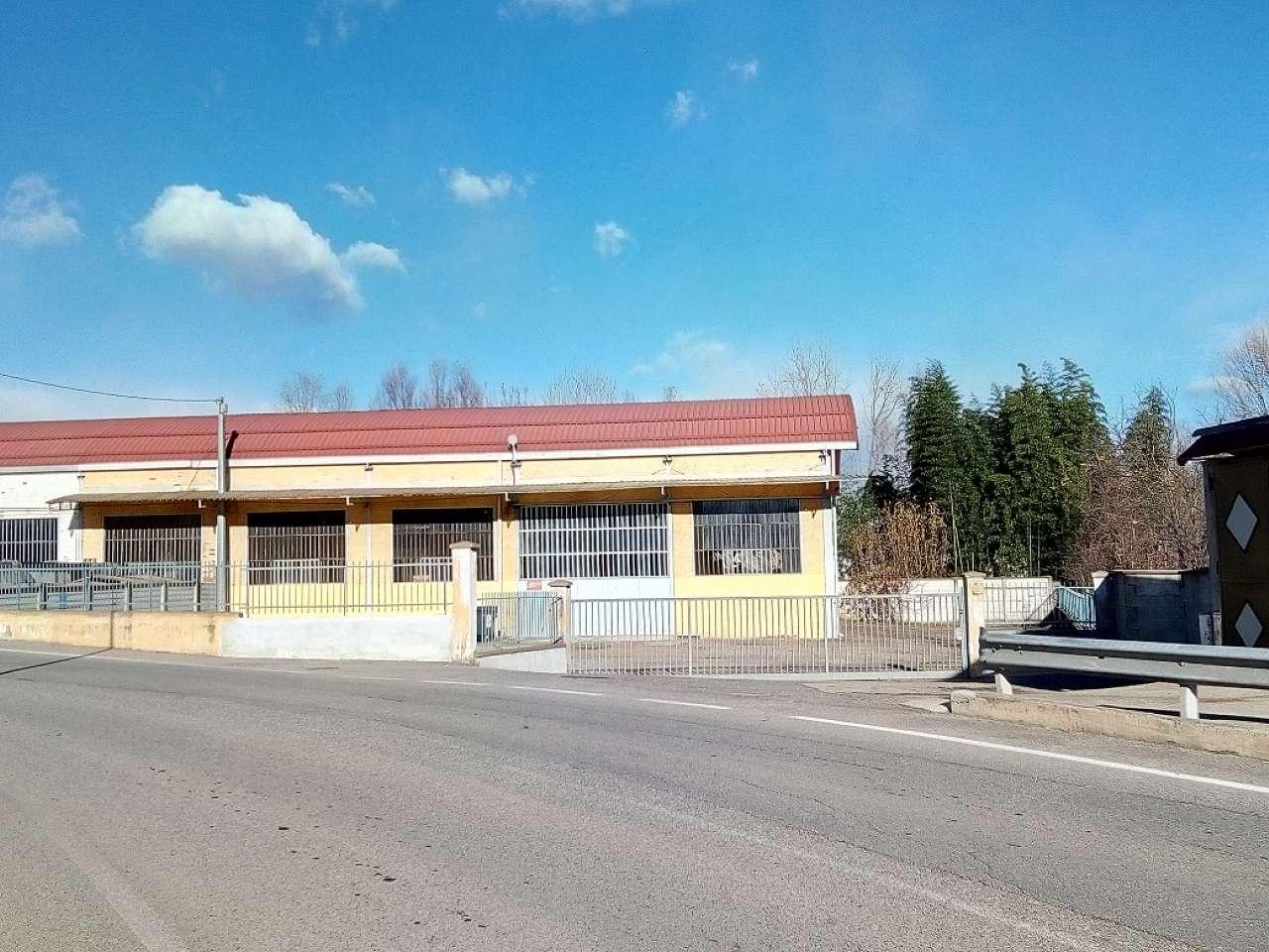 Capannone in vendita a Brandizzo, 3 locali, prezzo € 140.000 | CambioCasa.it