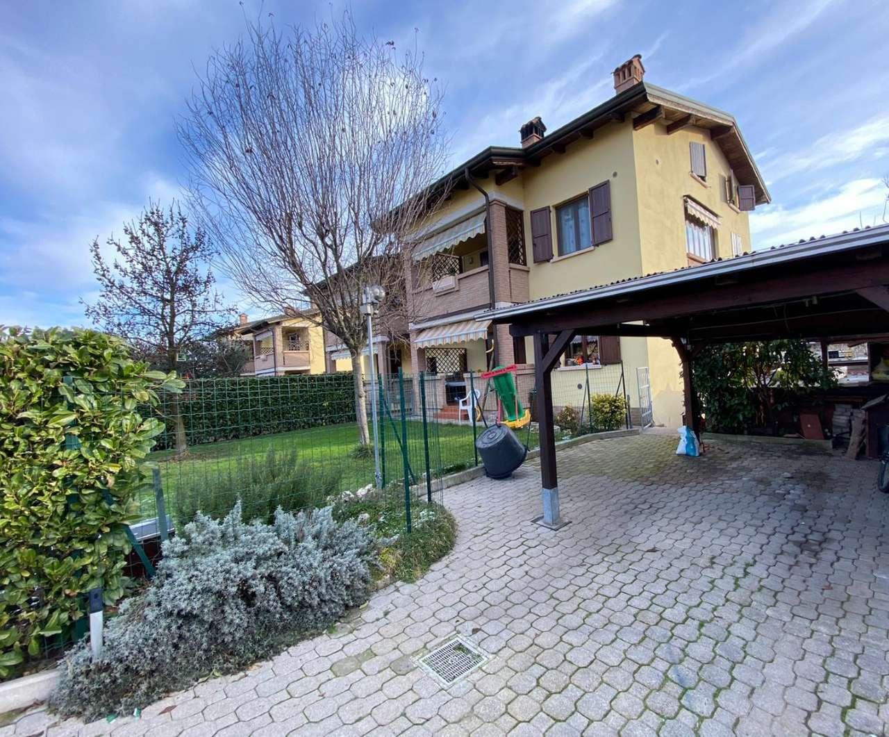 Appartamento in vendita a Quattro Castella, 3 locali, prezzo € 200.000   CambioCasa.it