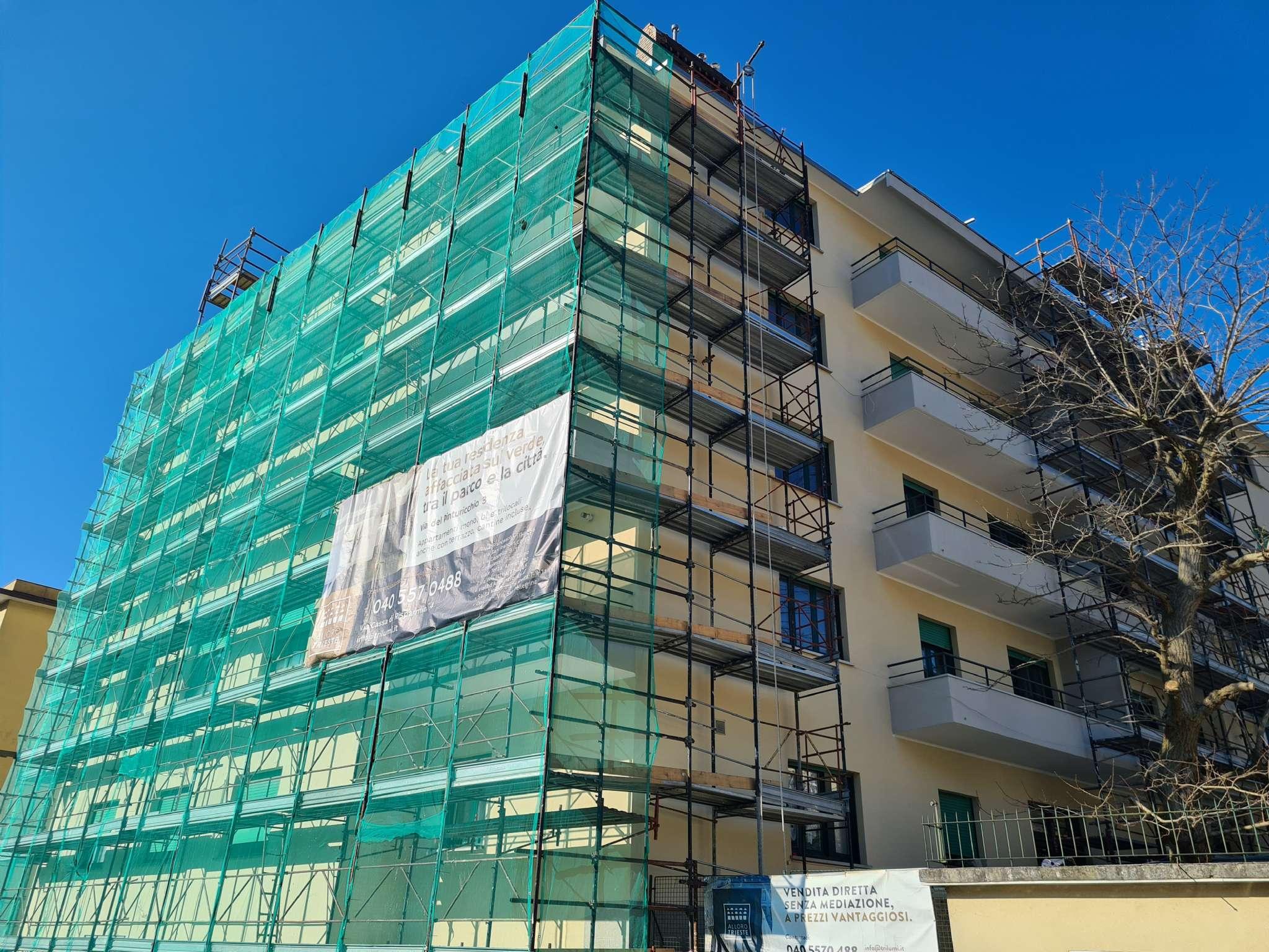 Appartamento in vendita a Trieste, 2 locali, prezzo € 69.000 | PortaleAgenzieImmobiliari.it