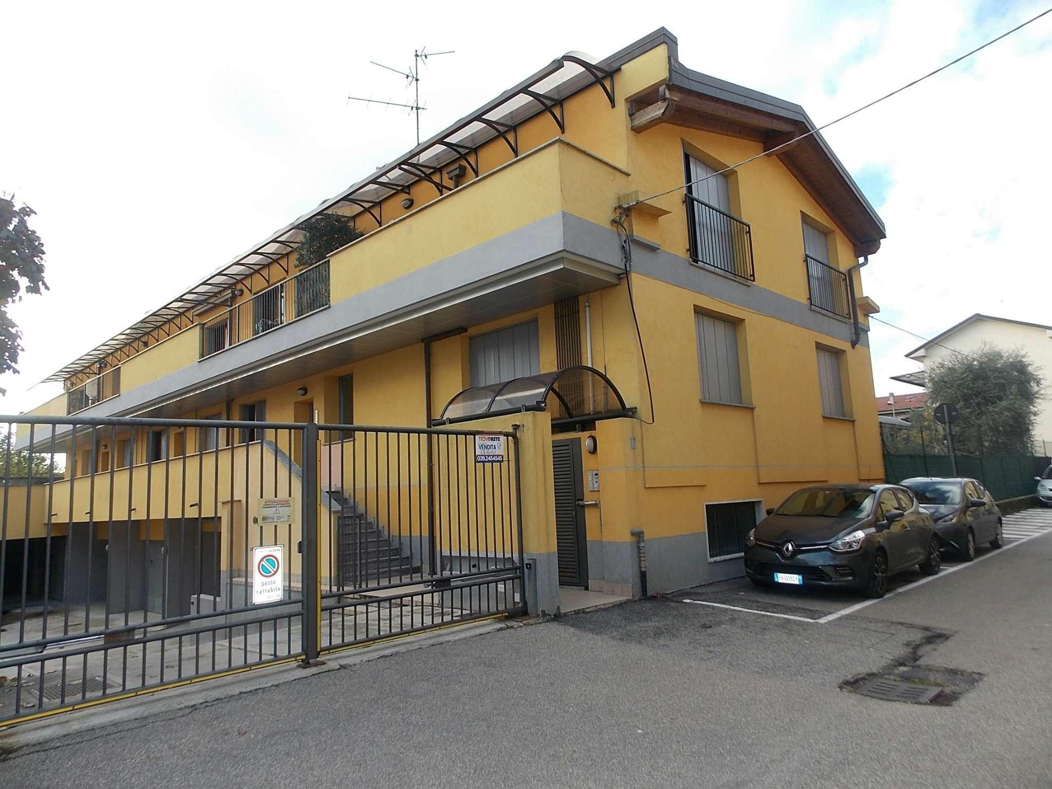 Attico / Mansarda in vendita a Lissone, 2 locali, prezzo € 105.000 | PortaleAgenzieImmobiliari.it
