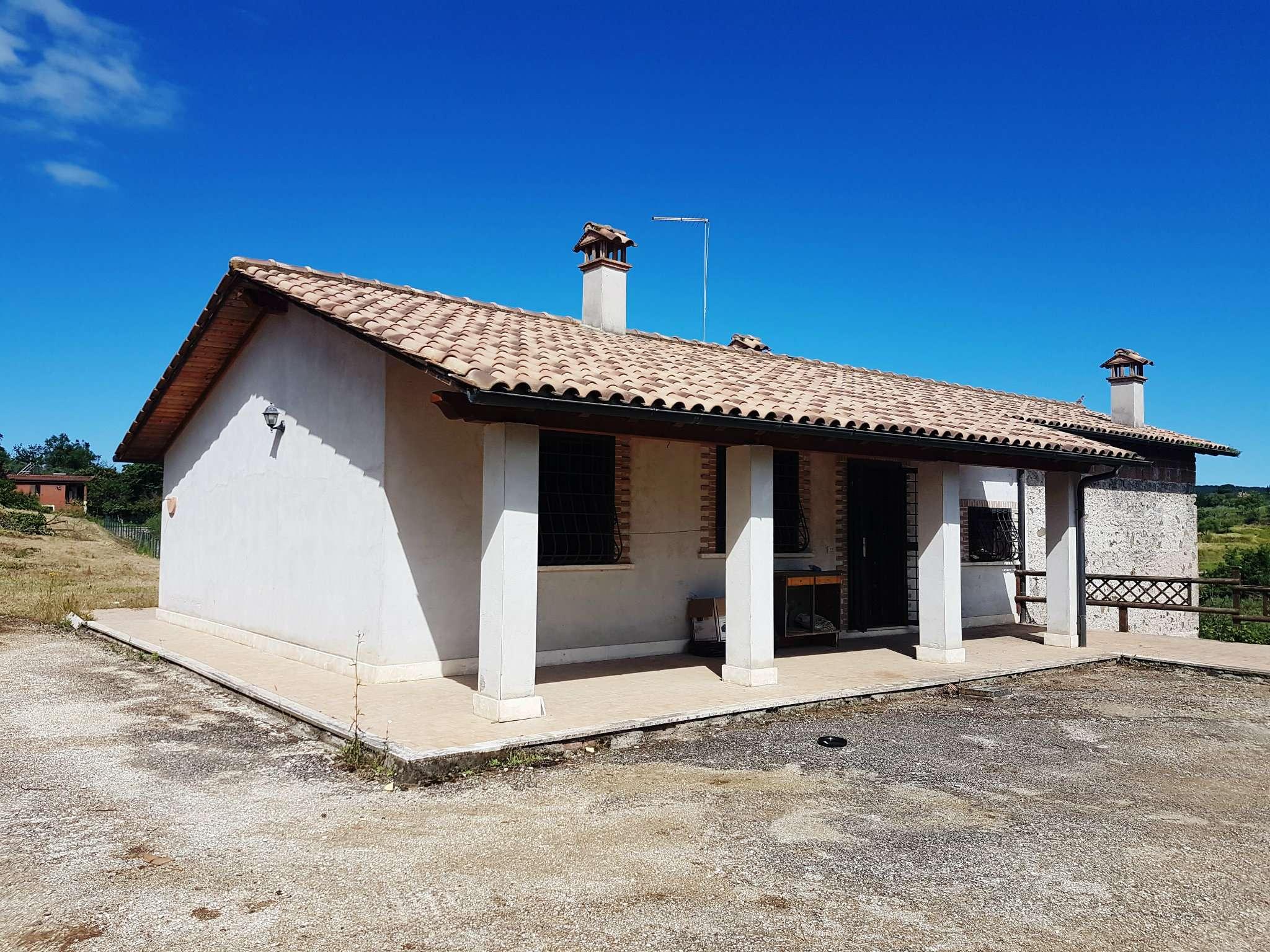 Villa in vendita a Sant'Angelo Romano, 3 locali, prezzo € 149.000 | CambioCasa.it