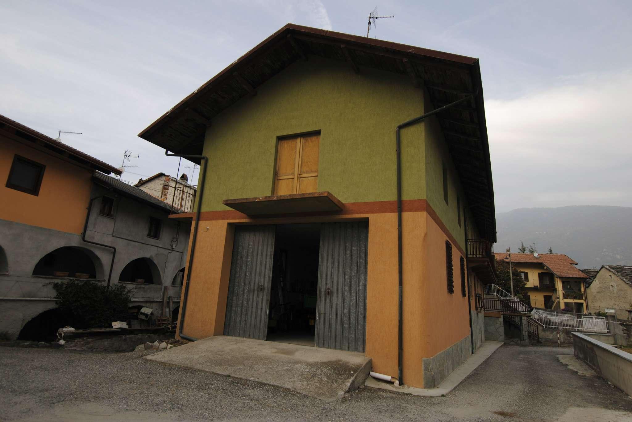 Soluzione Indipendente in vendita a Villar Focchiardo, 8 locali, prezzo € 150.000 | PortaleAgenzieImmobiliari.it
