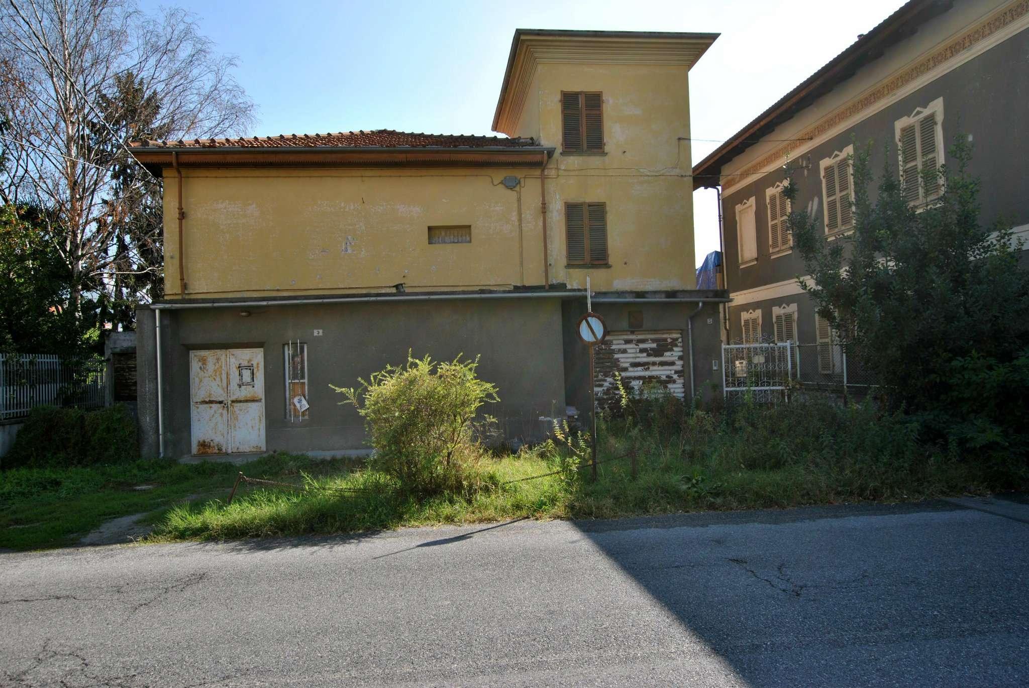 Soluzione Indipendente in vendita a Sant'Antonino di Susa, 10 locali, prezzo € 99.000 | CambioCasa.it