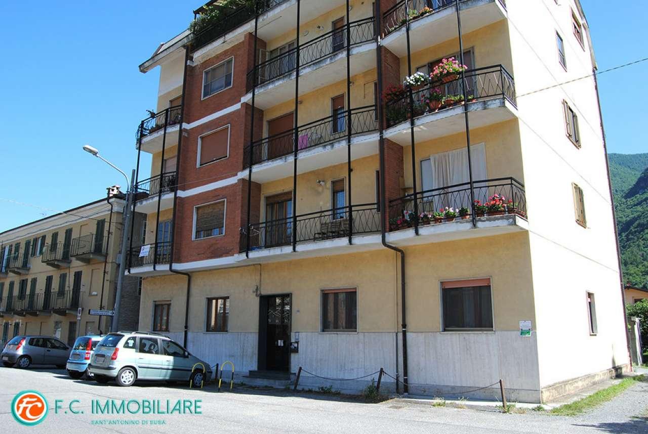 Appartamento in vendita a Sant'Antonino di Susa, 3 locali, prezzo € 95.000 | CambioCasa.it