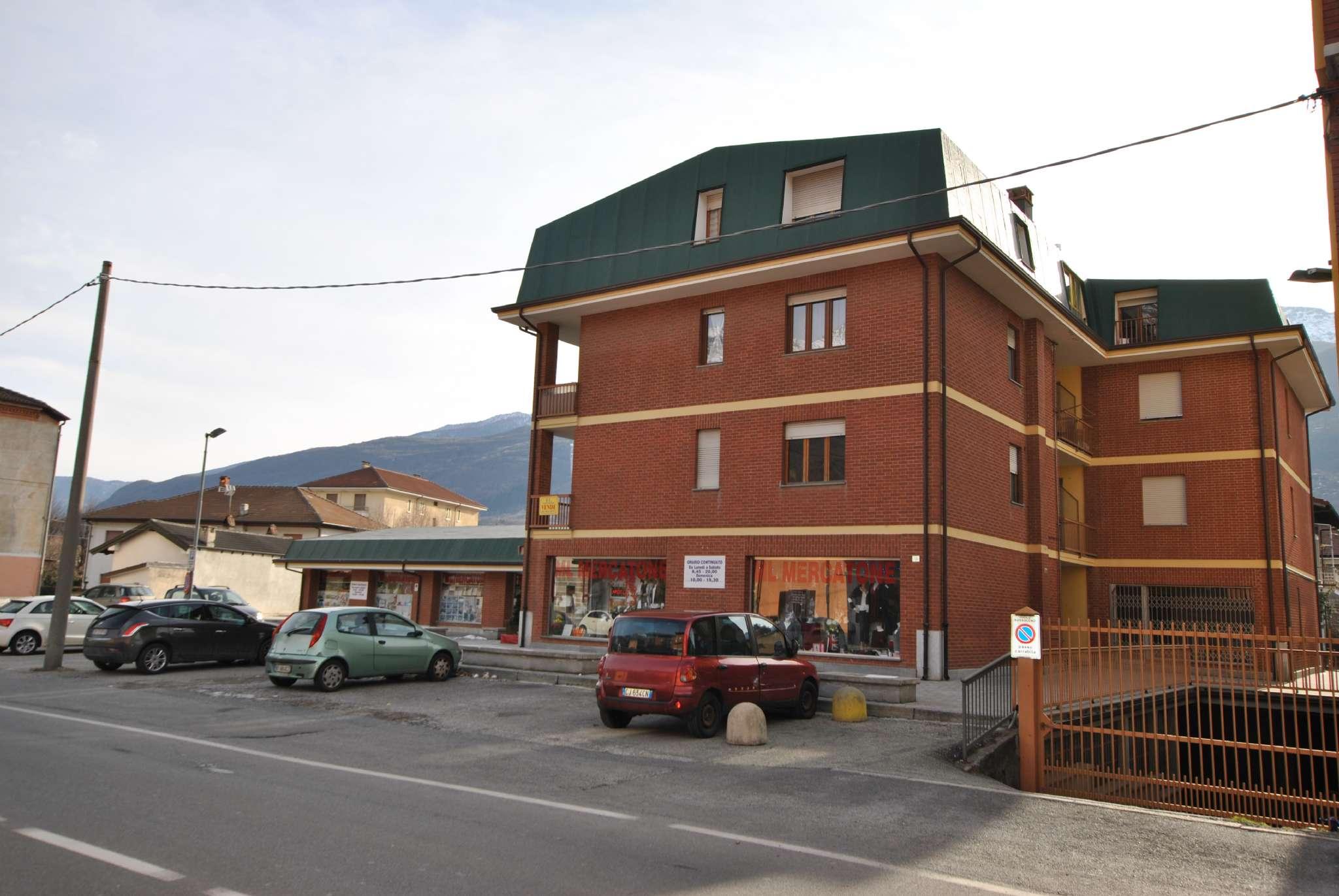 Appartamento in vendita a Bussoleno, 4 locali, prezzo € 135.000 | CambioCasa.it