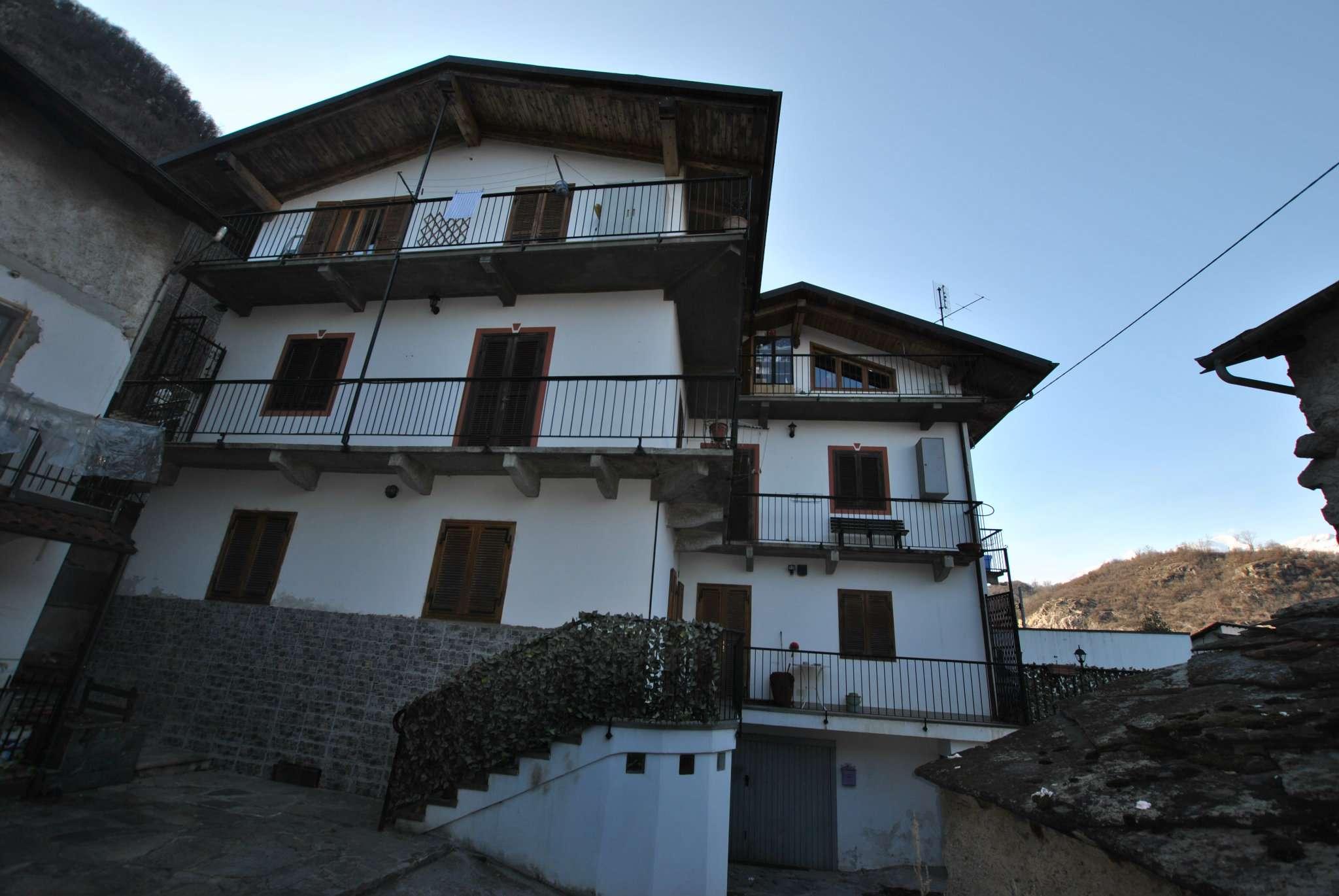 Appartamento in vendita a Villar Focchiardo, 4 locali, prezzo € 76.000 | CambioCasa.it