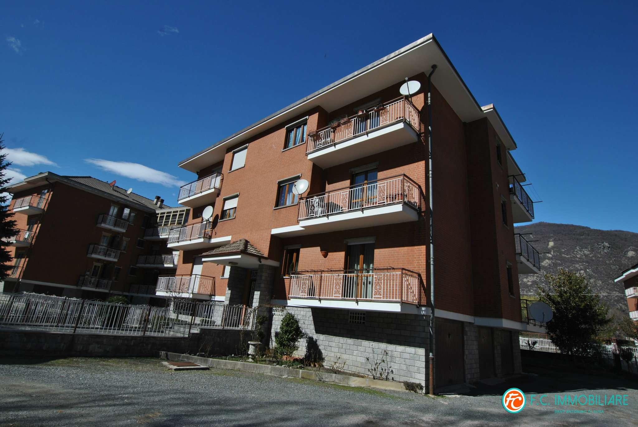 Appartamento in vendita a Sant'Antonino di Susa, 4 locali, prezzo € 108.000 | CambioCasa.it