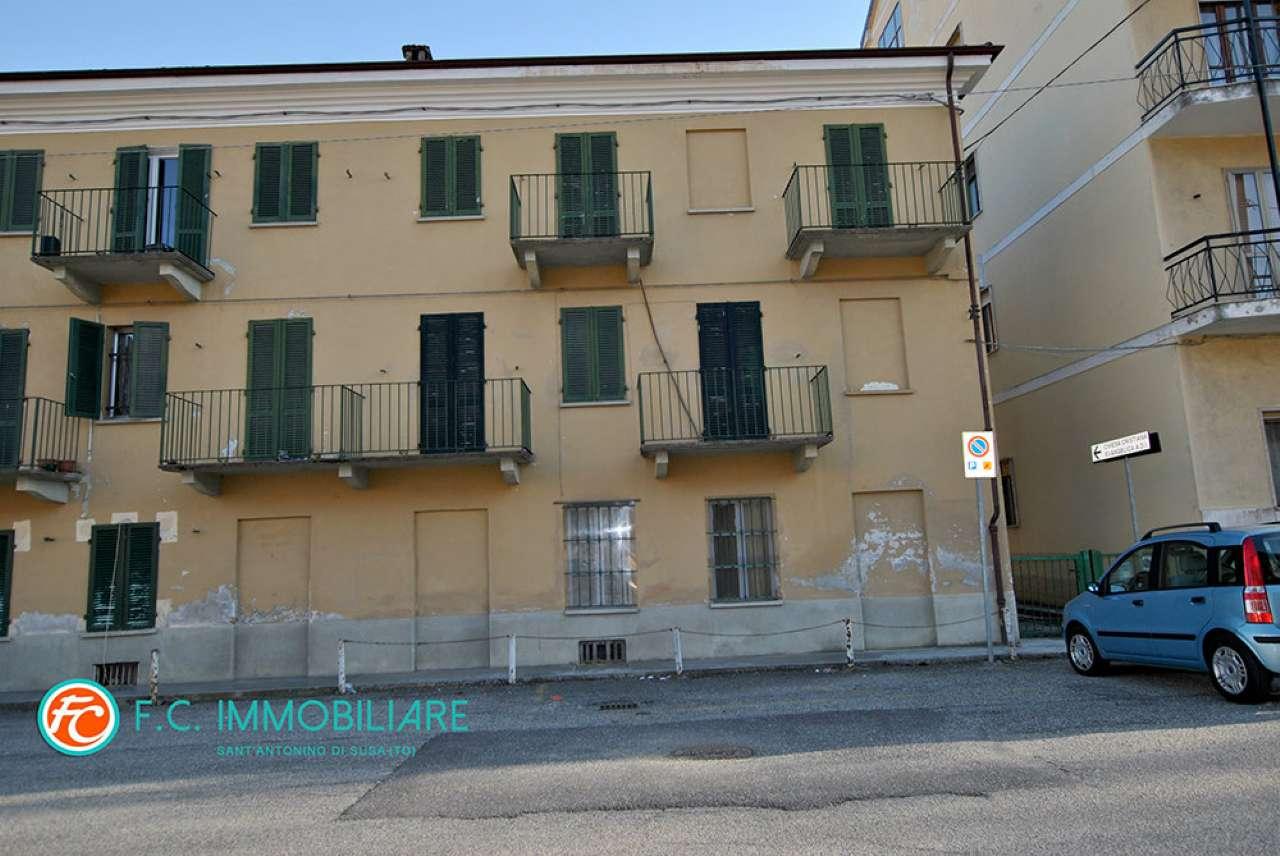 Soluzione Semindipendente in vendita a Sant'Antonino di Susa, 9999 locali, prezzo € 55.000 | CambioCasa.it