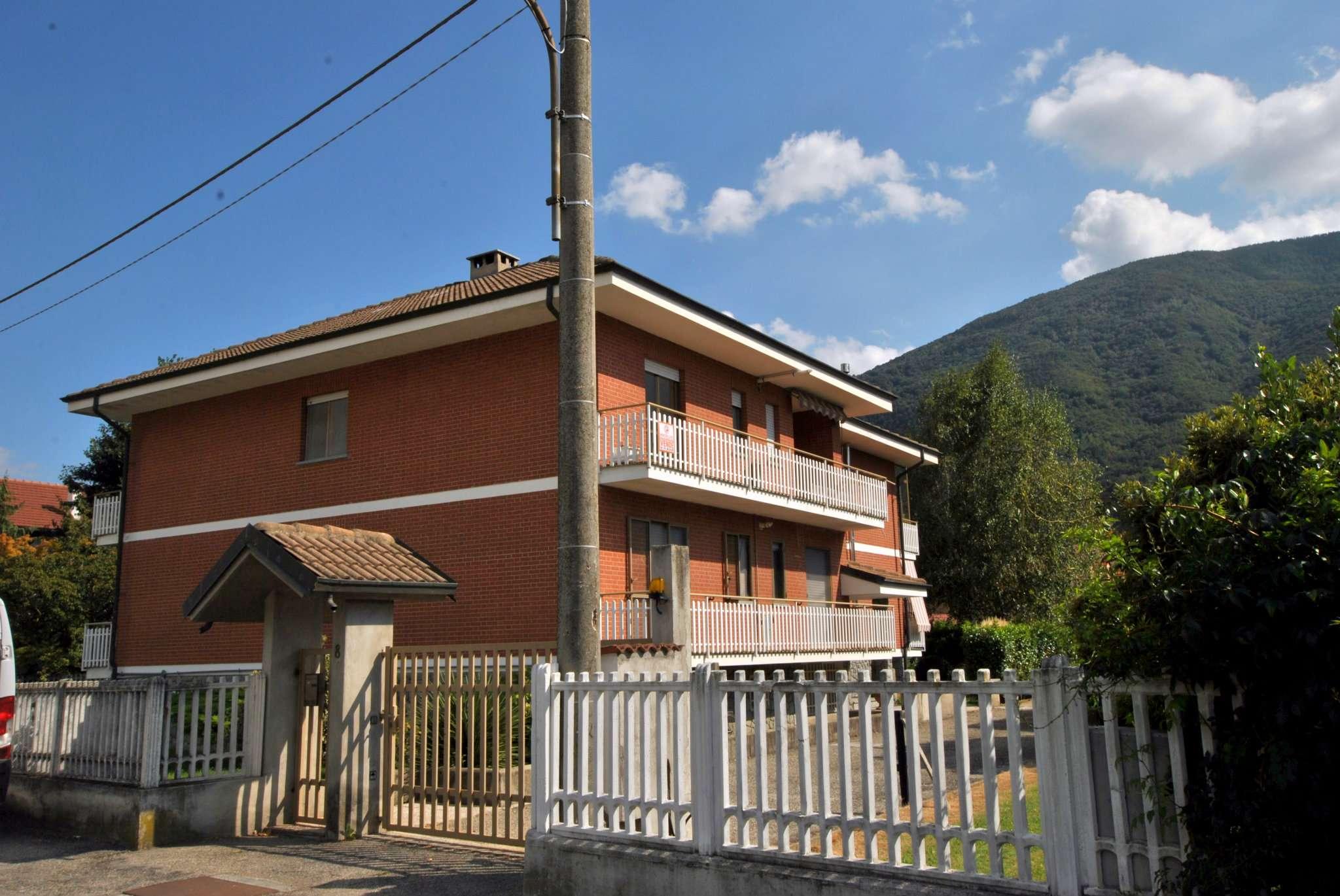 Appartamento in vendita a Sant'Antonino di Susa, 7 locali, prezzo € 135.000 | CambioCasa.it