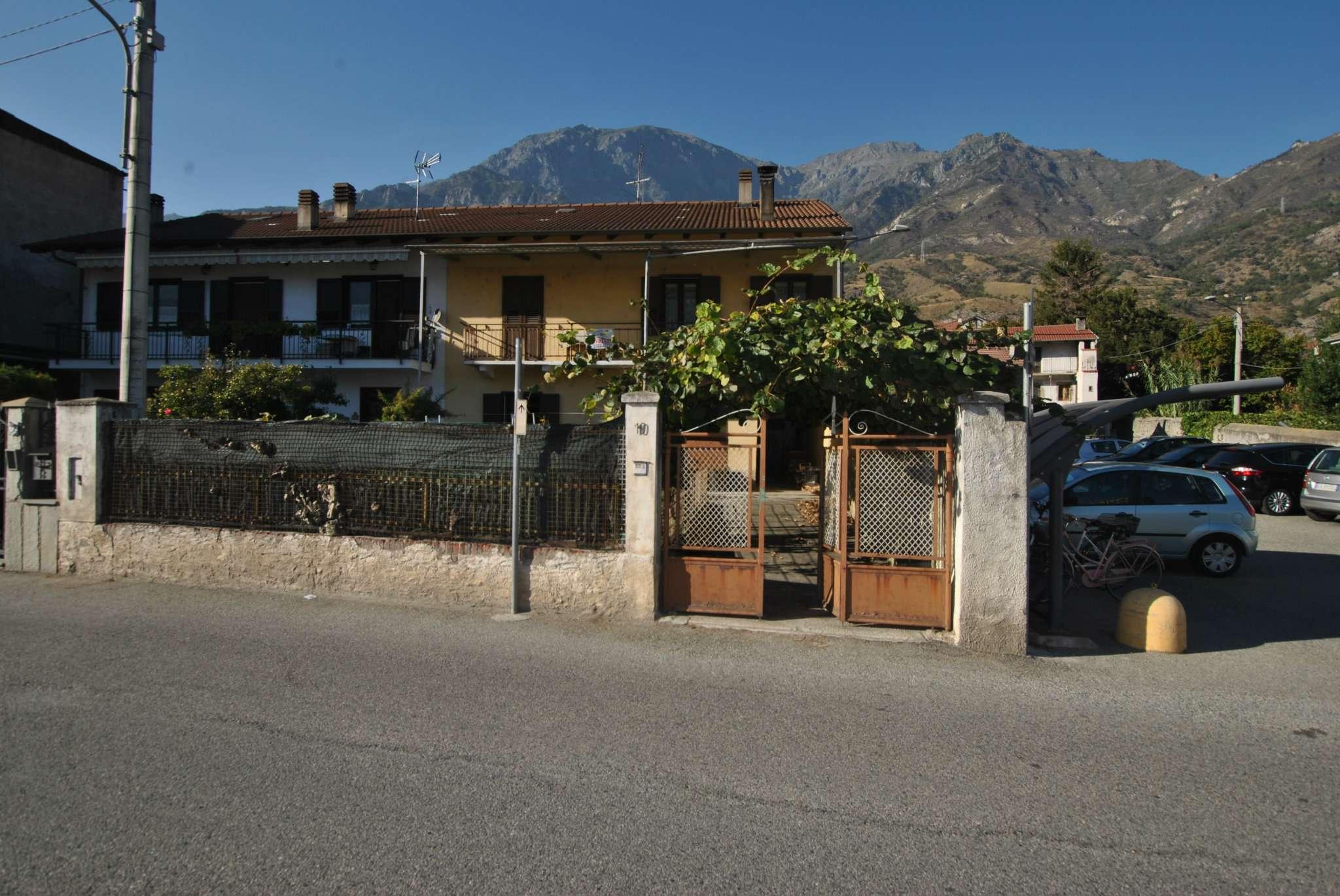 Appartamento in vendita a Bussoleno, 4 locali, prezzo € 93.000 | CambioCasa.it