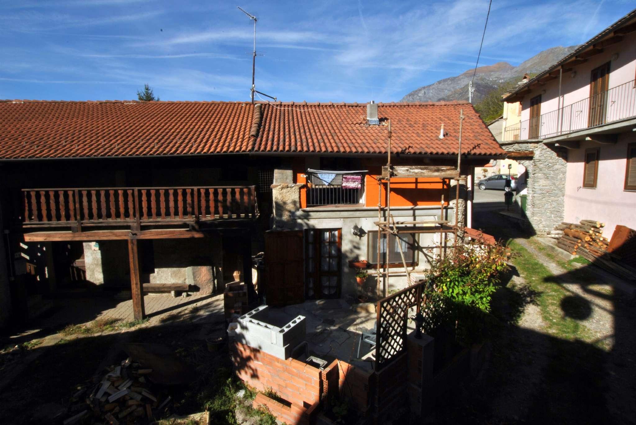 Porzione di casa ristrutturato in vendita Rif. 8259510