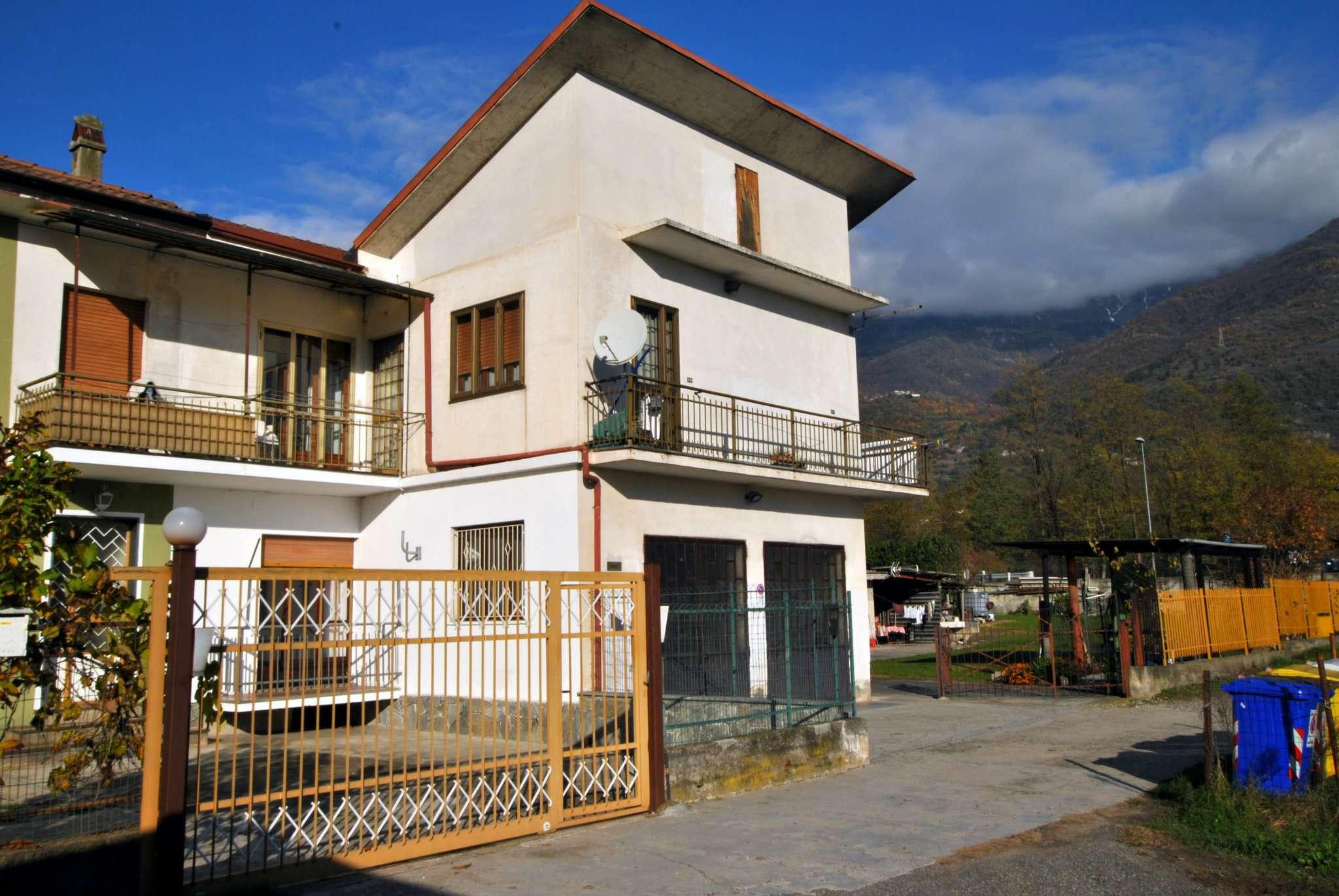 Soluzione Semindipendente in vendita a Chianocco, 12 locali, prezzo € 140.000 | CambioCasa.it