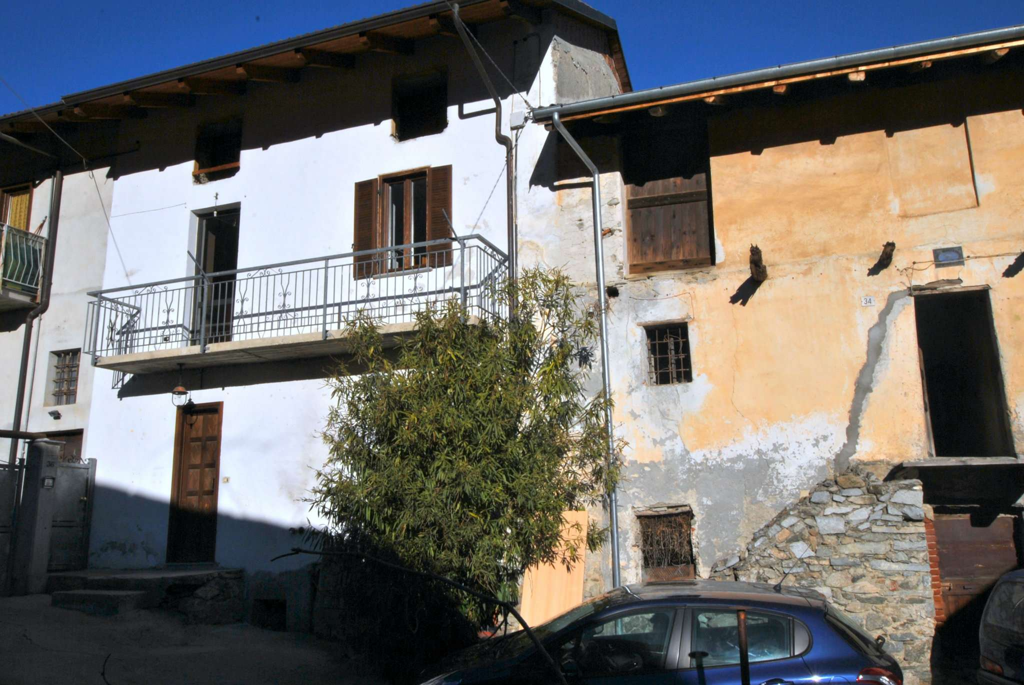 Soluzione Semindipendente in vendita a Villar Focchiardo, 3 locali, prezzo € 35.000 | PortaleAgenzieImmobiliari.it