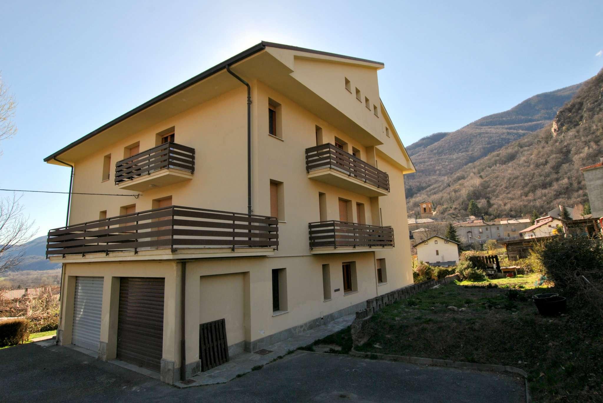 Appartamento in affitto a Villar Focchiardo, 4 locali, prezzo € 360 | PortaleAgenzieImmobiliari.it