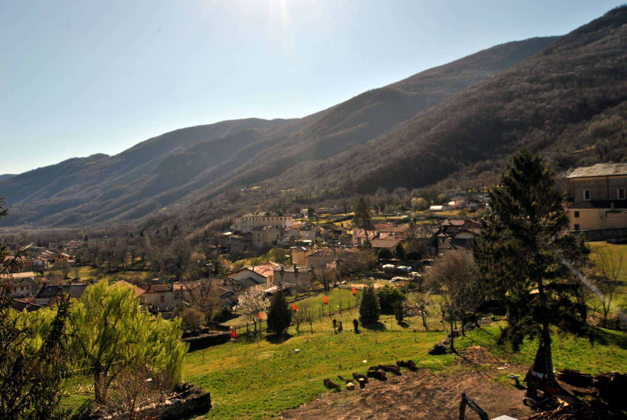 In Affitto - 4+4 Quadrilocale a Villar Focchiardo