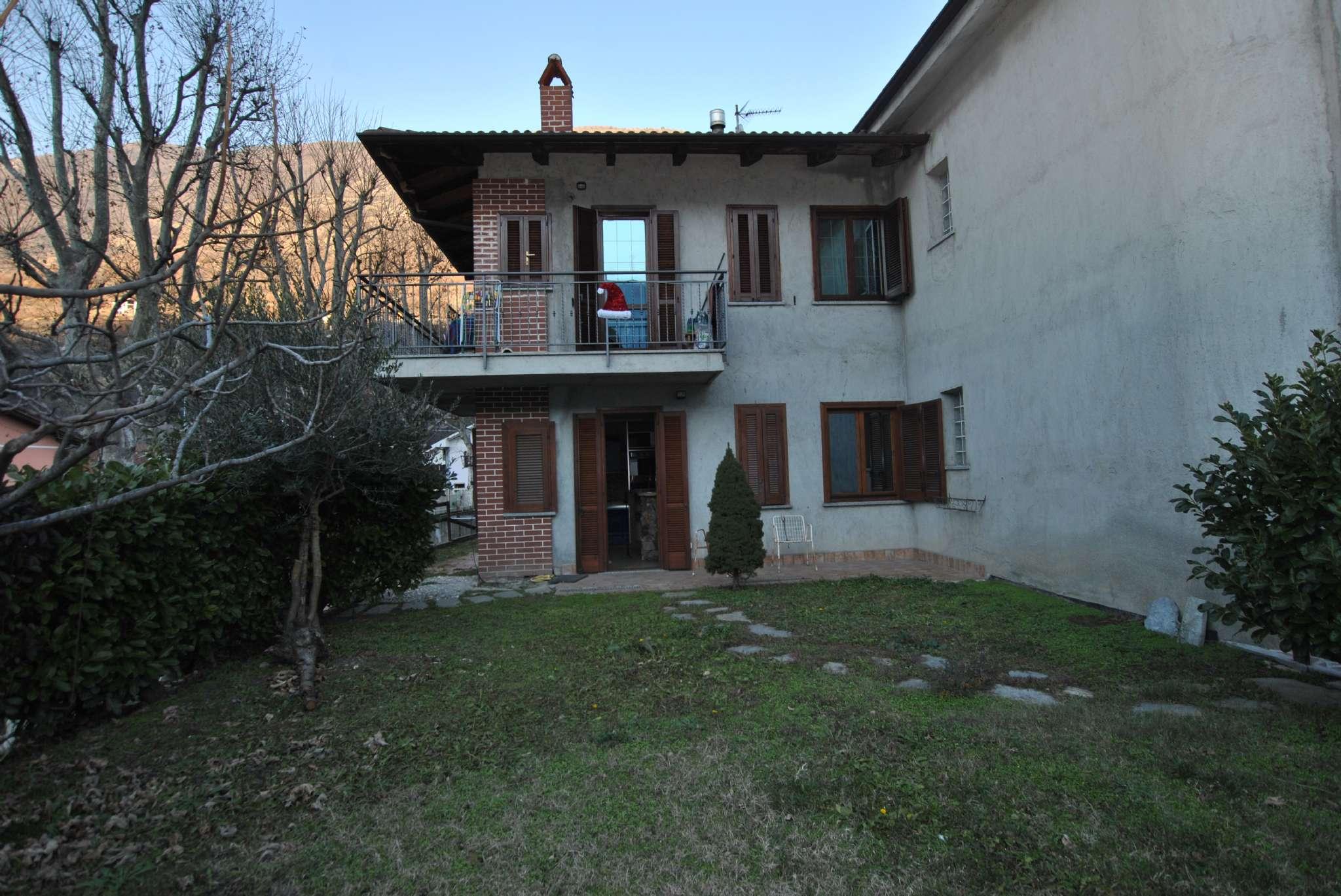 Appartamento in vendita a Borgone Susa, 4 locali, prezzo € 99.500 | CambioCasa.it