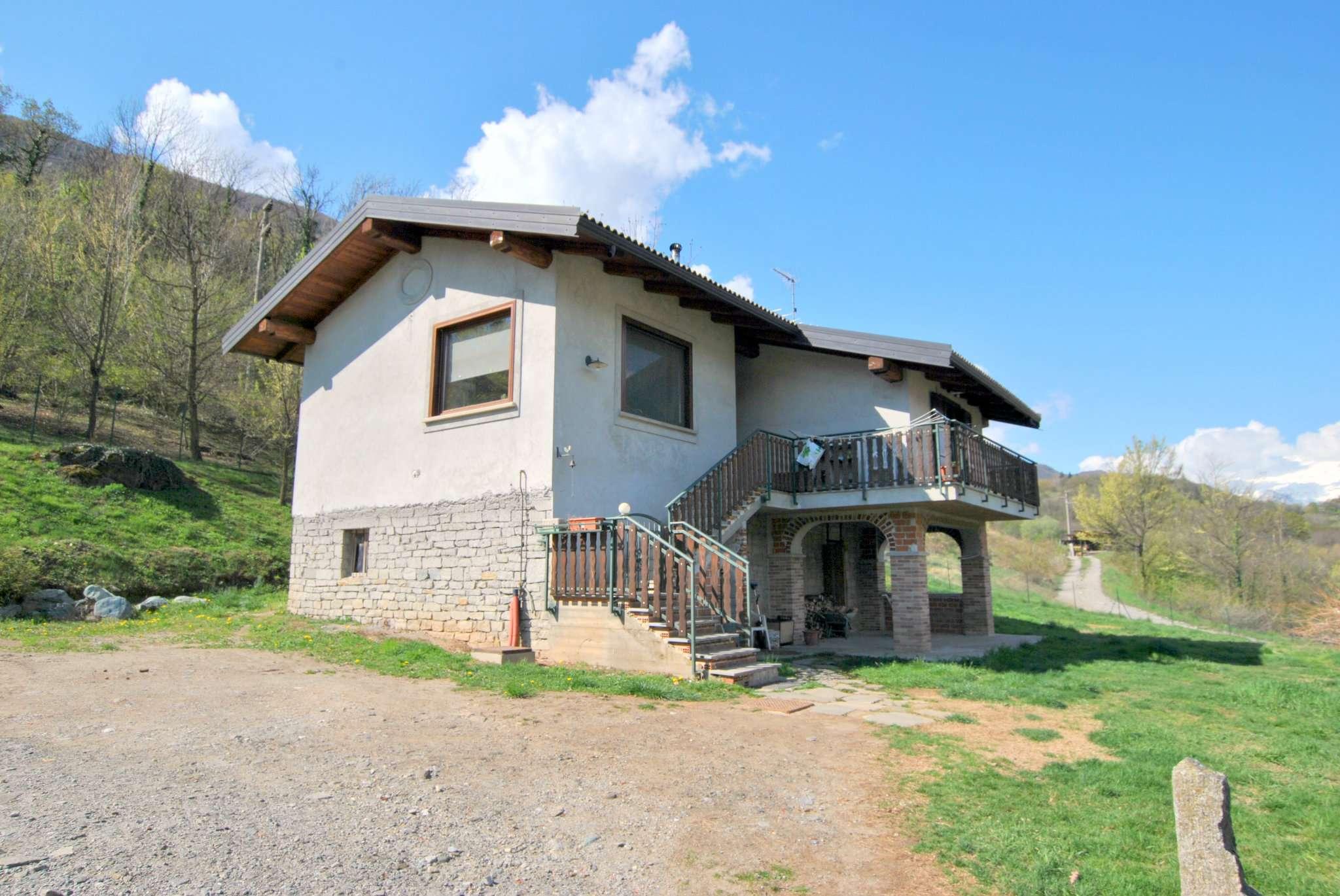 Soluzione Indipendente in vendita a San Giorio di Susa, 6 locali, prezzo € 195.000 | PortaleAgenzieImmobiliari.it