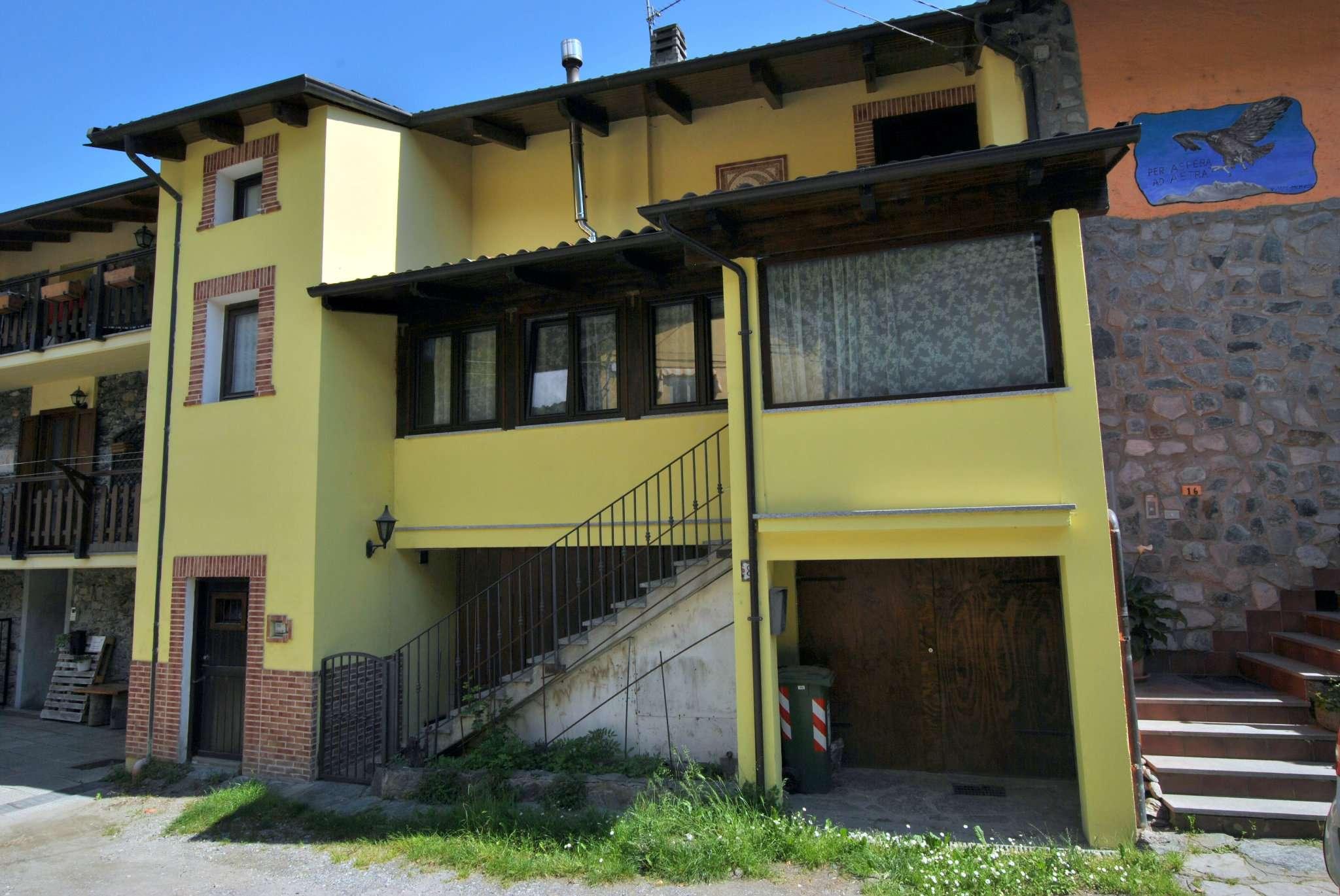 Soluzione Semindipendente in vendita a Chianocco, 4 locali, prezzo € 120.000 | PortaleAgenzieImmobiliari.it