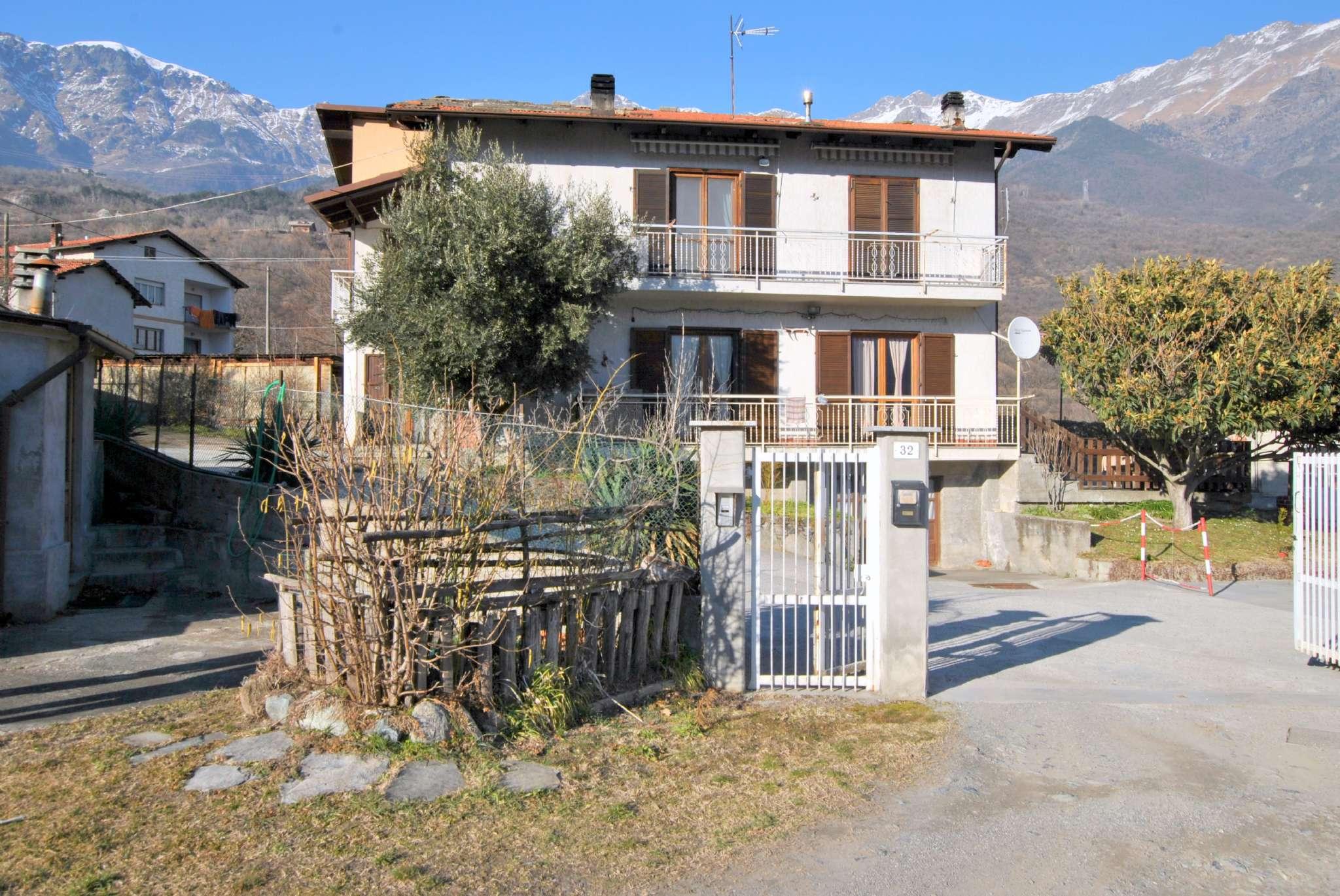 Appartamento in vendita a Chianocco, 4 locali, prezzo € 78.000 | PortaleAgenzieImmobiliari.it