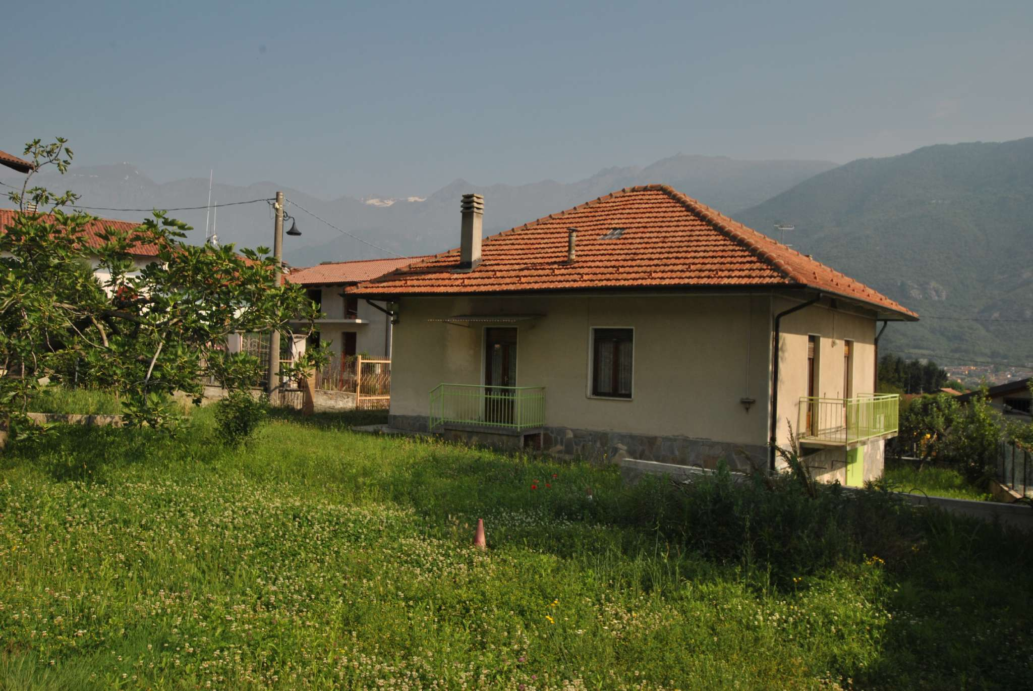 Villa in vendita a Villar Focchiardo, 4 locali, prezzo € 139.000 | PortaleAgenzieImmobiliari.it