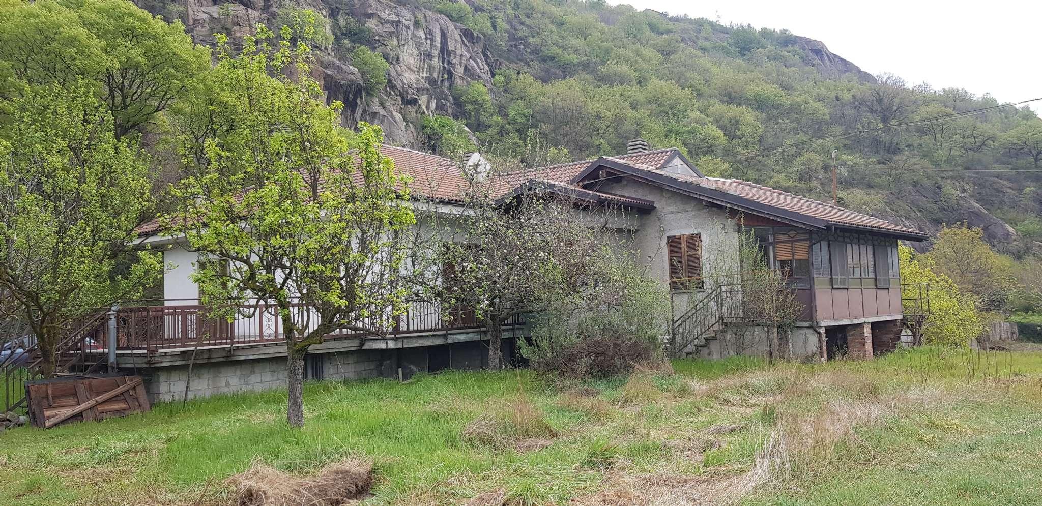 Soluzione Semindipendente in vendita a Borgone Susa, 6 locali, prezzo € 170.000 | CambioCasa.it