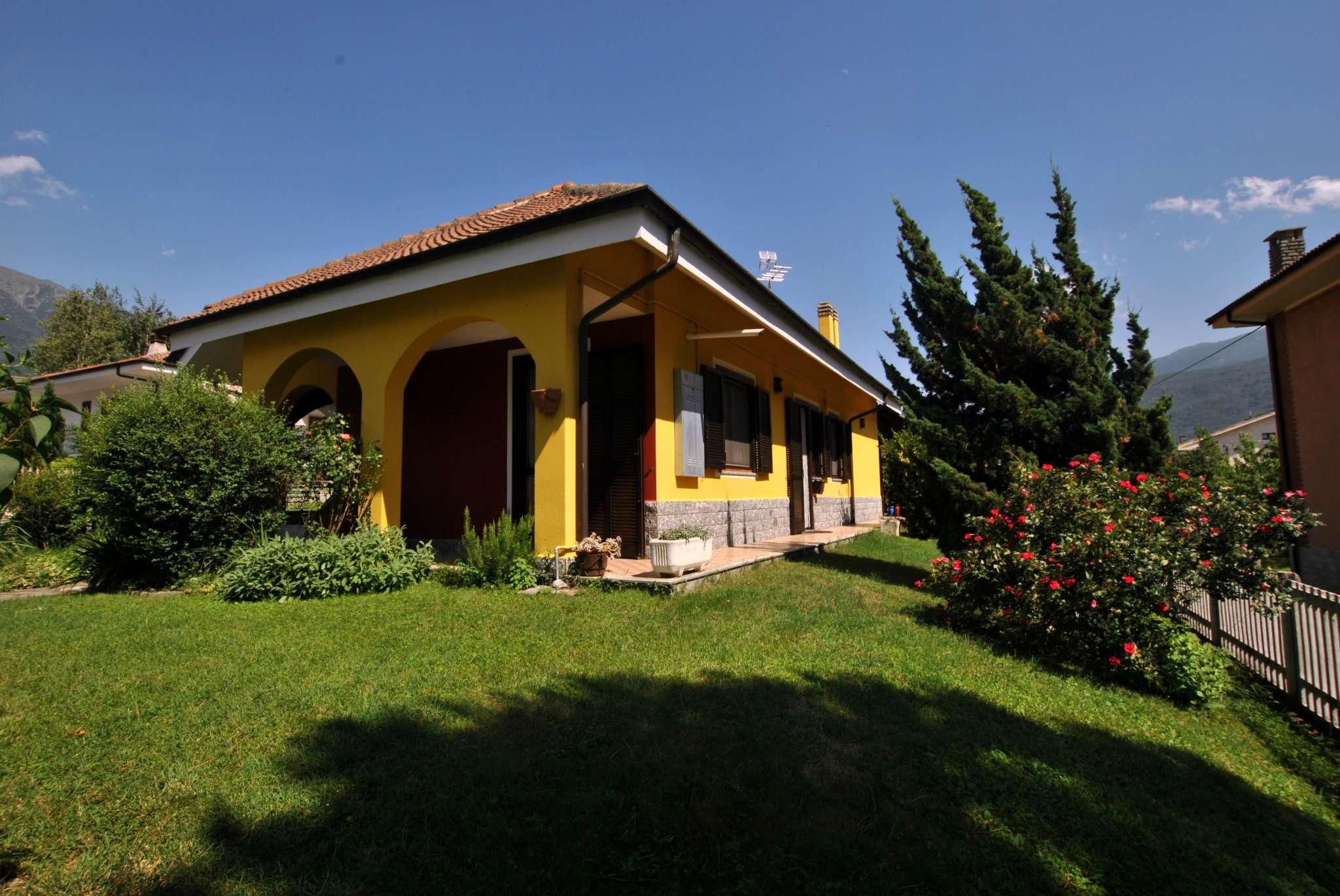 Villa in vendita a Chianocco, 5 locali, prezzo € 280.000 | PortaleAgenzieImmobiliari.it