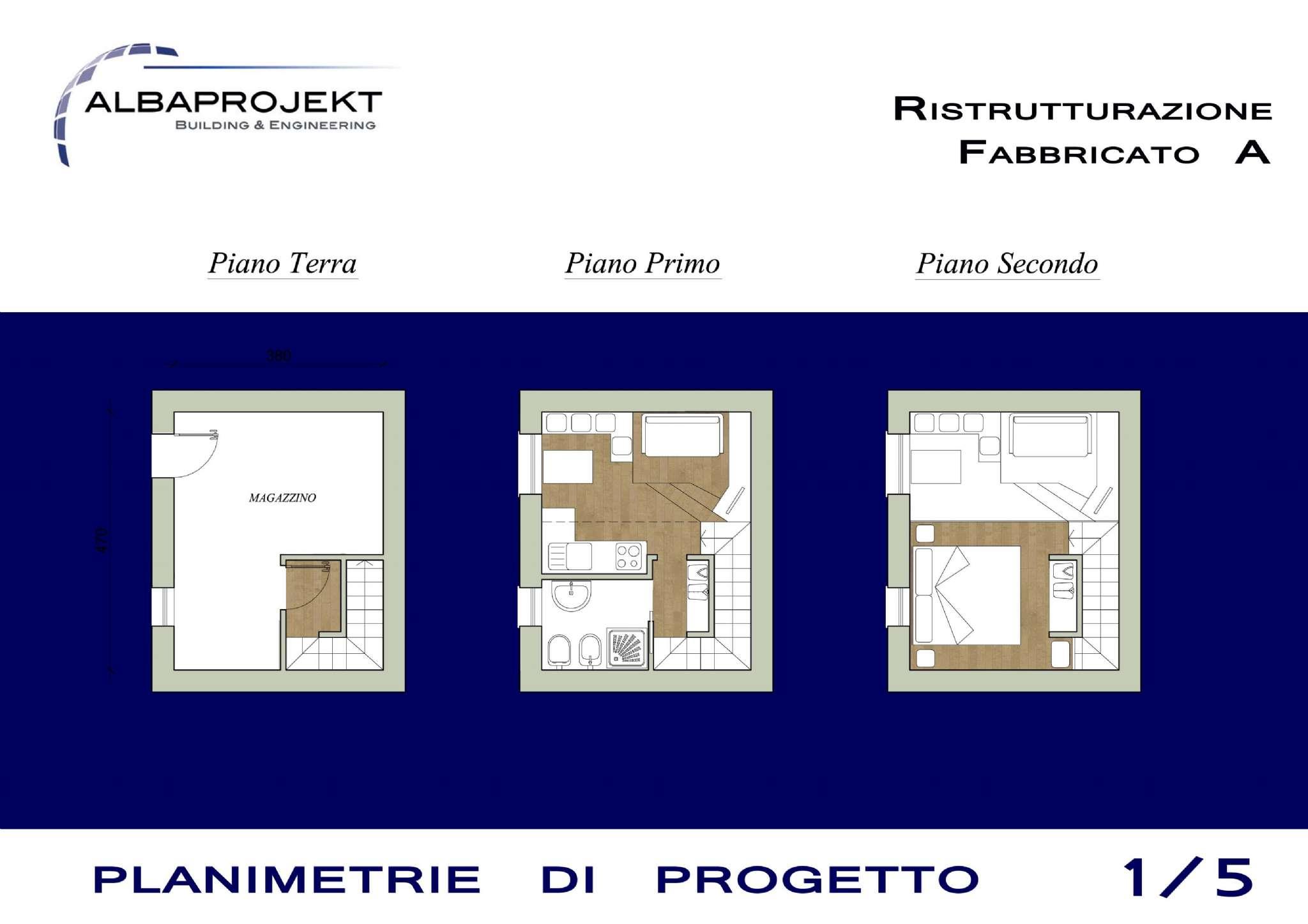 Soluzione Semindipendente in vendita a Sant'Antonino di Susa, 4 locali, prezzo € 36.000 | CambioCasa.it