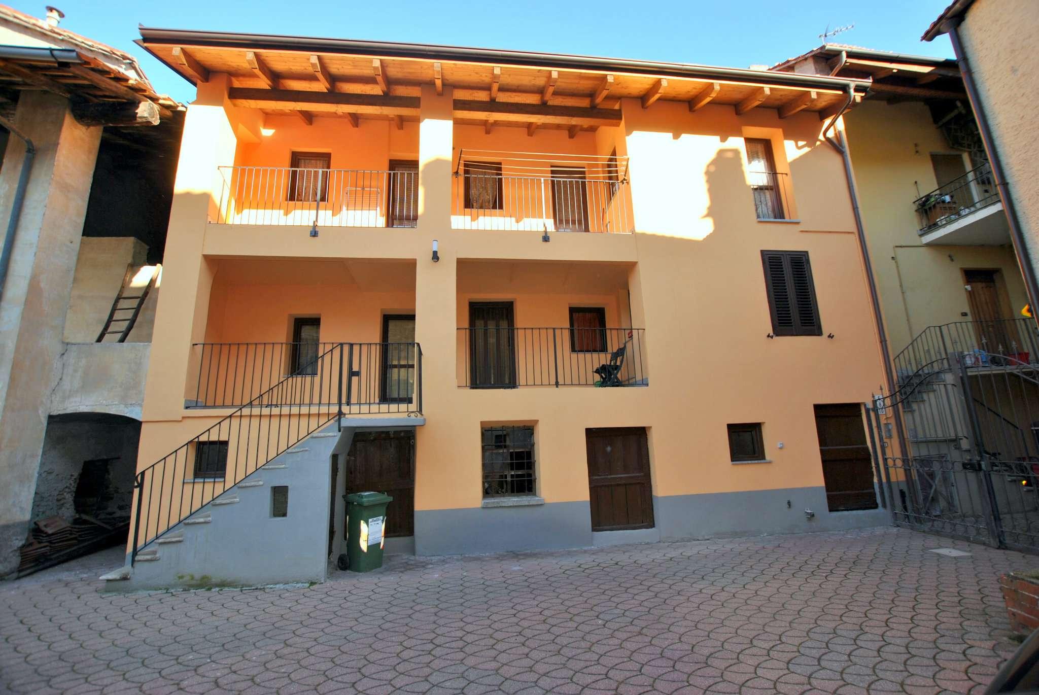 Soluzione Semindipendente in vendita a Borgone Susa, 6 locali, prezzo € 135.000 | CambioCasa.it