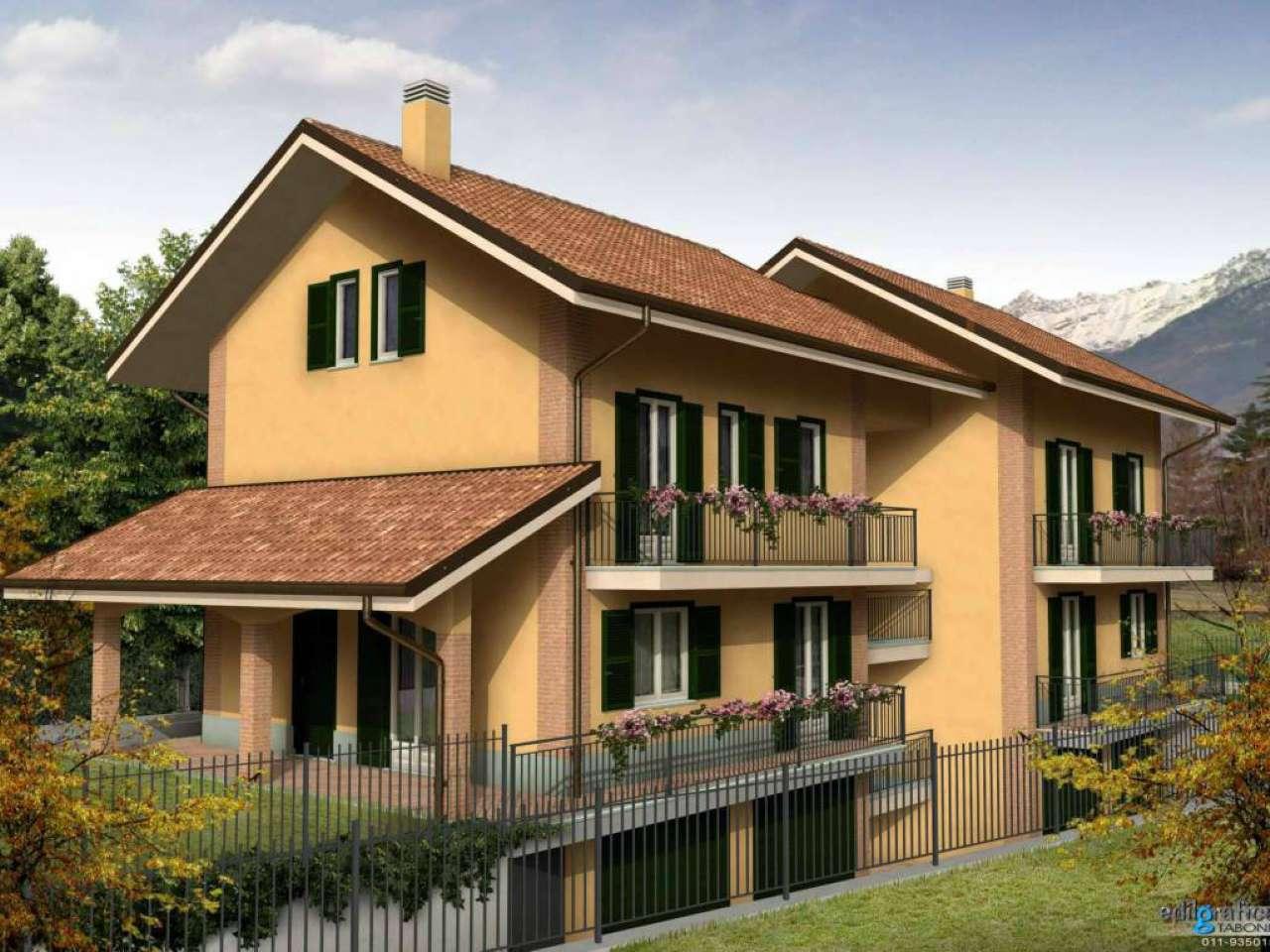 Appartamento in vendita a Villar Focchiardo, 3 locali, prezzo € 165.000 | CambioCasa.it