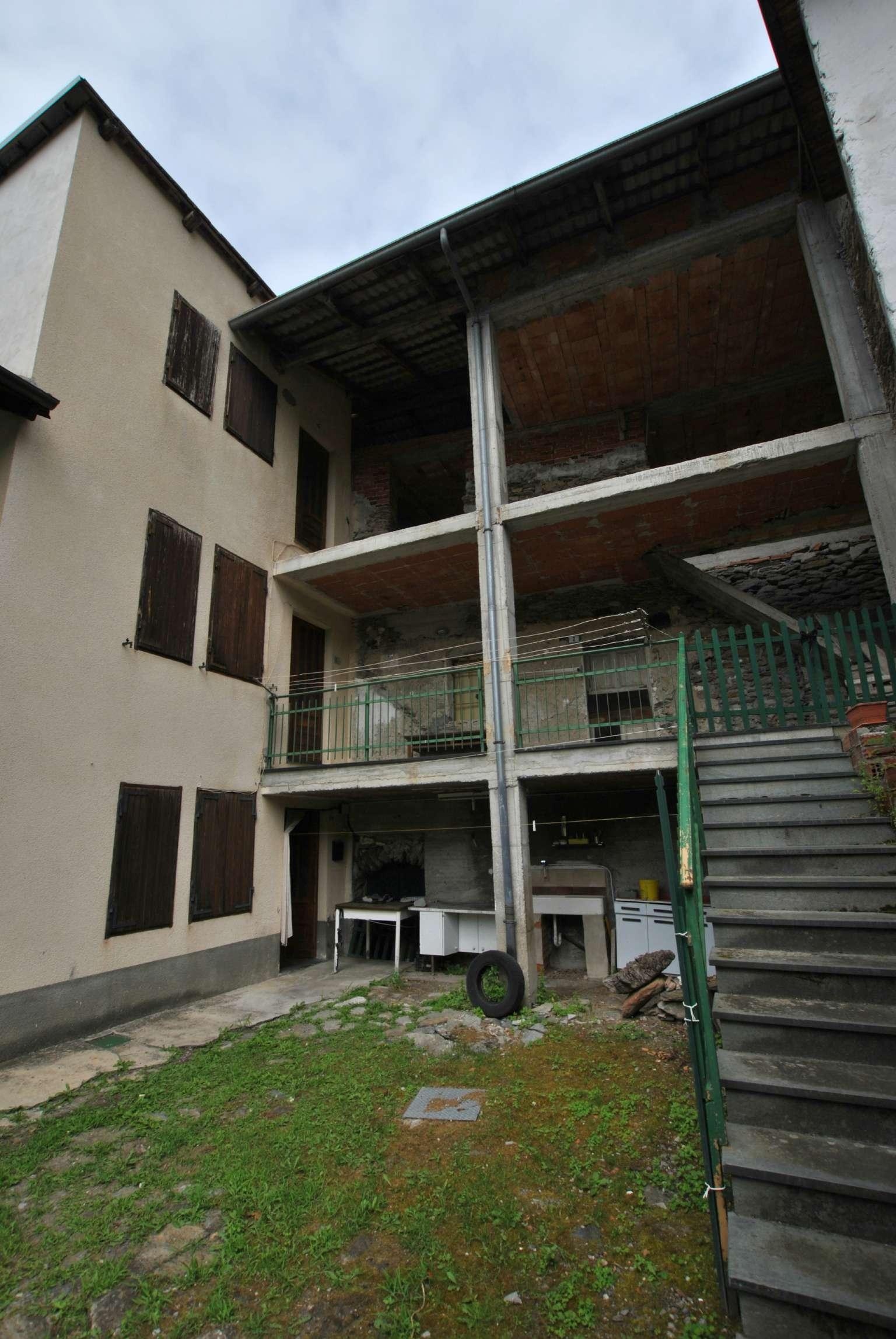 Soluzione Semindipendente in vendita a Mattie, 6 locali, prezzo € 45.000   PortaleAgenzieImmobiliari.it