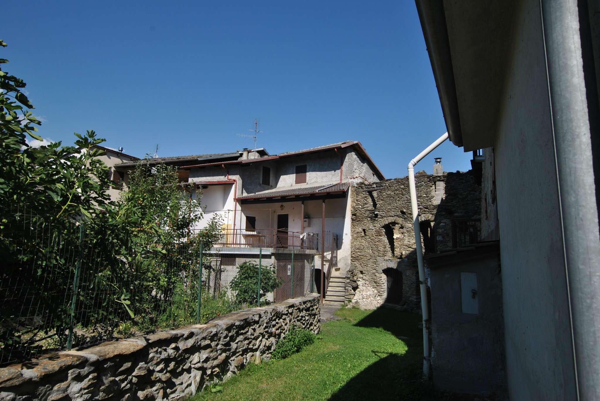 Soluzione Semindipendente in vendita a Mattie, 4 locali, prezzo € 60.000   PortaleAgenzieImmobiliari.it