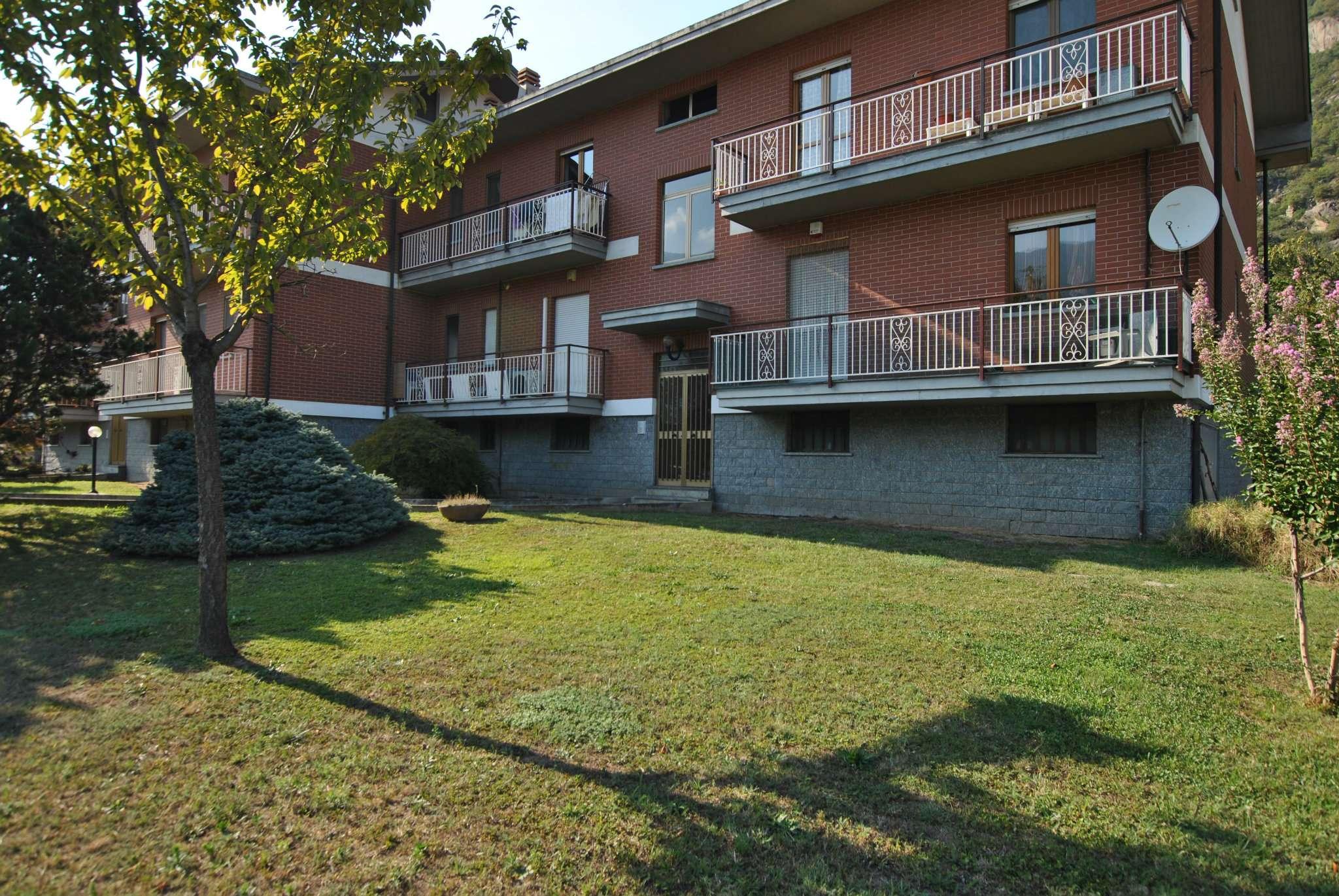 Appartamento in vendita a Borgone Susa, 3 locali, prezzo € 124.000 | CambioCasa.it