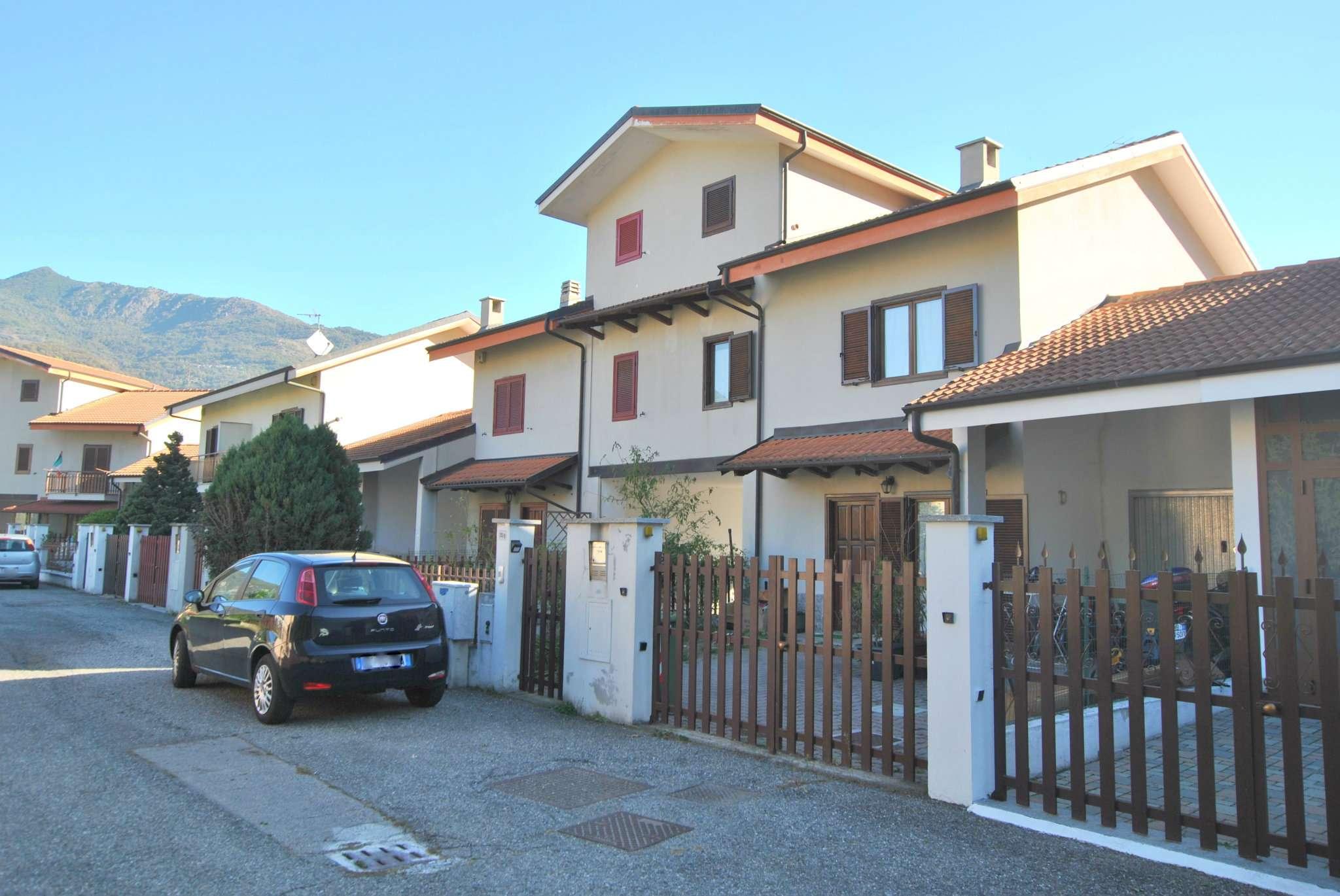 Villa a Schiera in vendita a Vaie, 5 locali, prezzo € 240.000 | CambioCasa.it