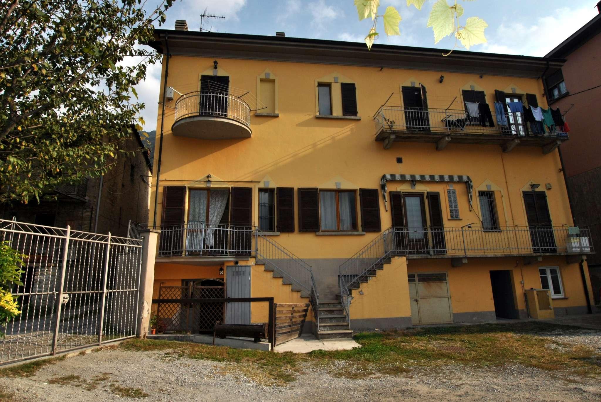 Soluzione Semindipendente in vendita a Borgone Susa, 5 locali, prezzo € 125.000 | CambioCasa.it