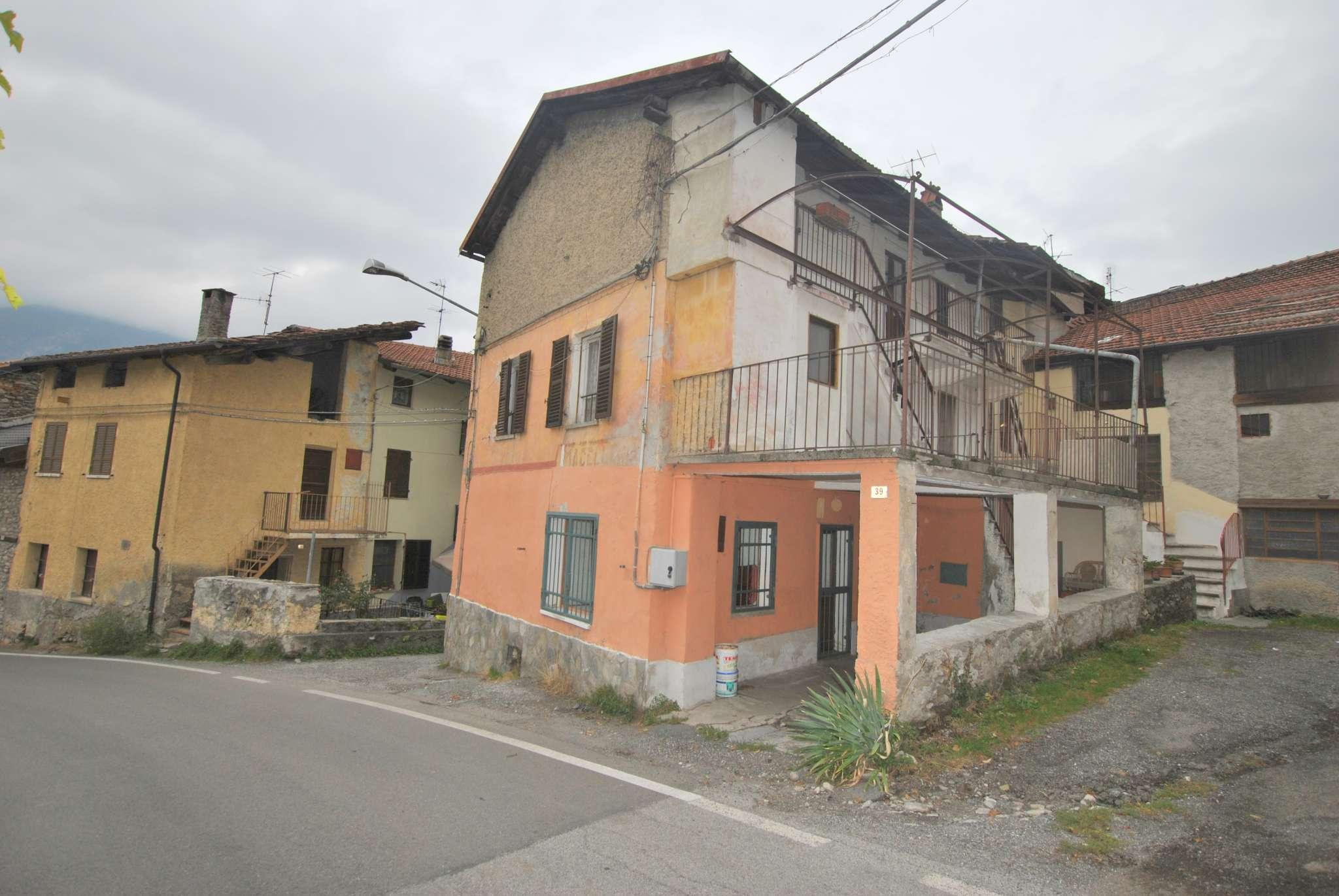 Soluzione Semindipendente in vendita a Meana di Susa, 6 locali, prezzo € 50.000 | PortaleAgenzieImmobiliari.it