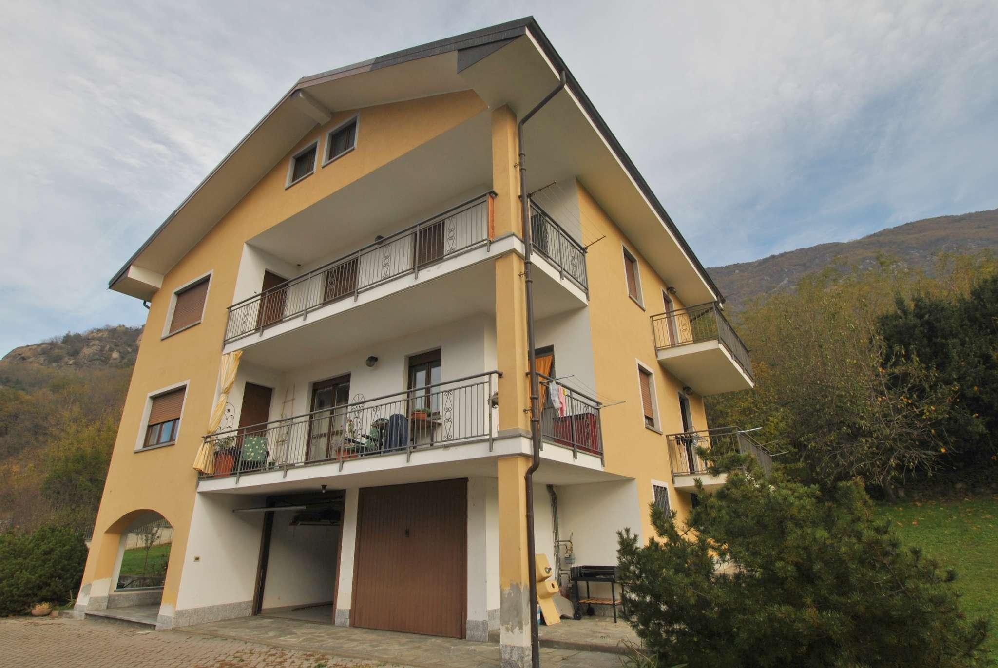 Appartamento in affitto a Borgone Susa, 4 locali, prezzo € 590 | PortaleAgenzieImmobiliari.it