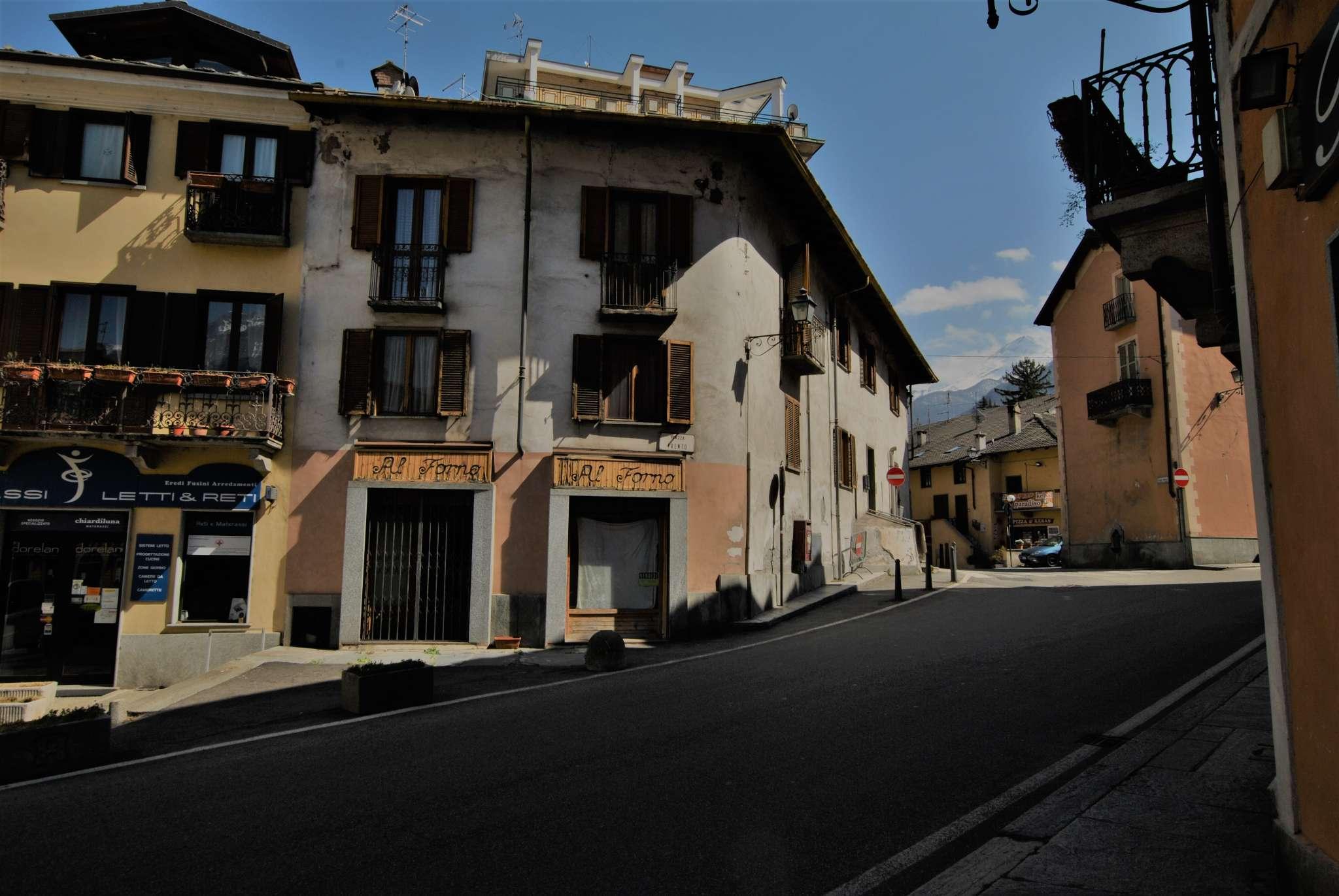 Appartamento in vendita a Susa, 2 locali, prezzo € 69.000 | PortaleAgenzieImmobiliari.it