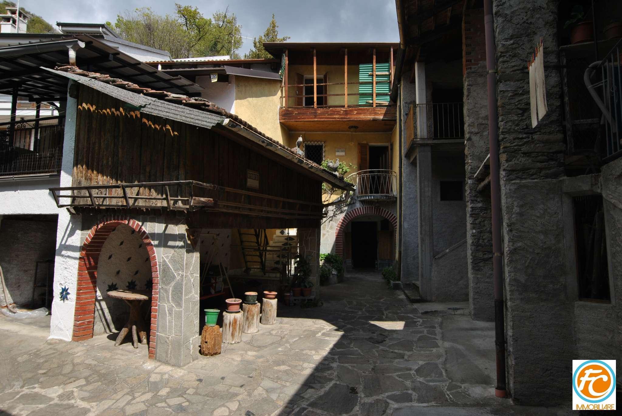 Palazzo / Stabile in vendita a Chianocco, 4 locali, prezzo € 49.500 | PortaleAgenzieImmobiliari.it