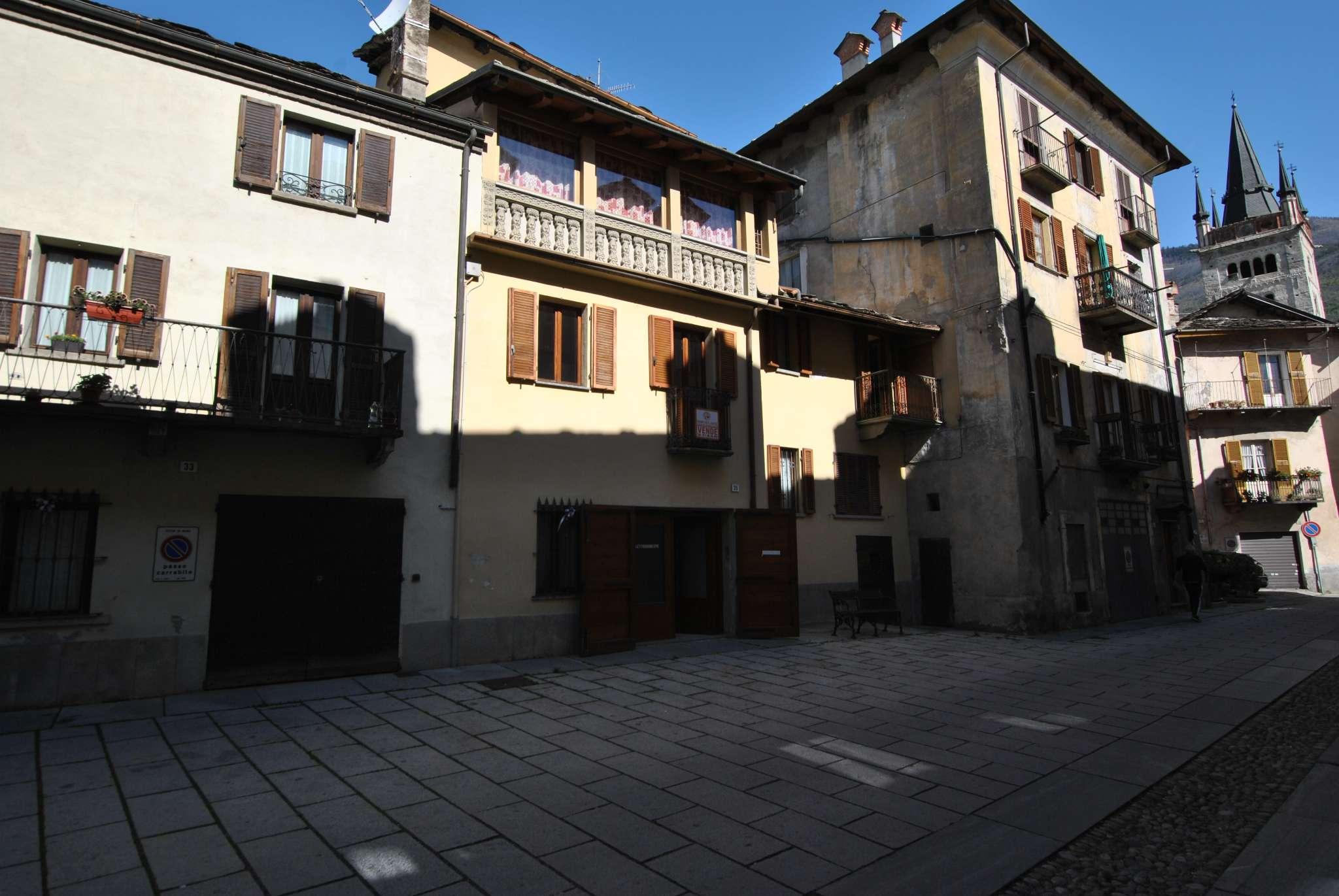 Appartamento in vendita a Susa, 3 locali, prezzo € 79.000 | PortaleAgenzieImmobiliari.it