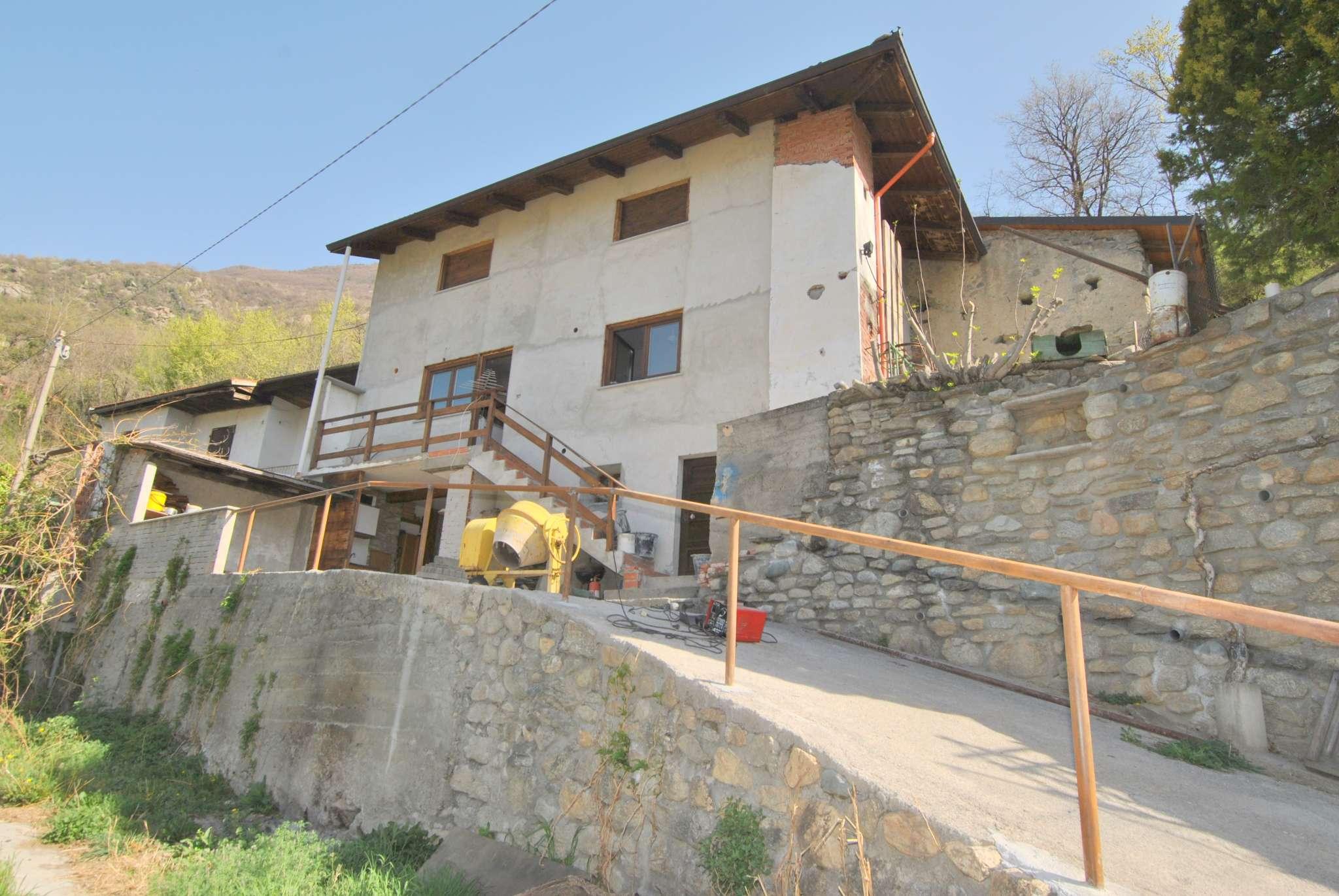 Soluzione Semindipendente in vendita a Borgone Susa, 4 locali, prezzo € 125.000   PortaleAgenzieImmobiliari.it