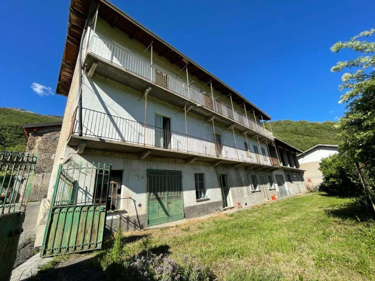 Rustico / Casale in vendita a San Didero, 6 locali, prezzo € 79.000 | PortaleAgenzieImmobiliari.it