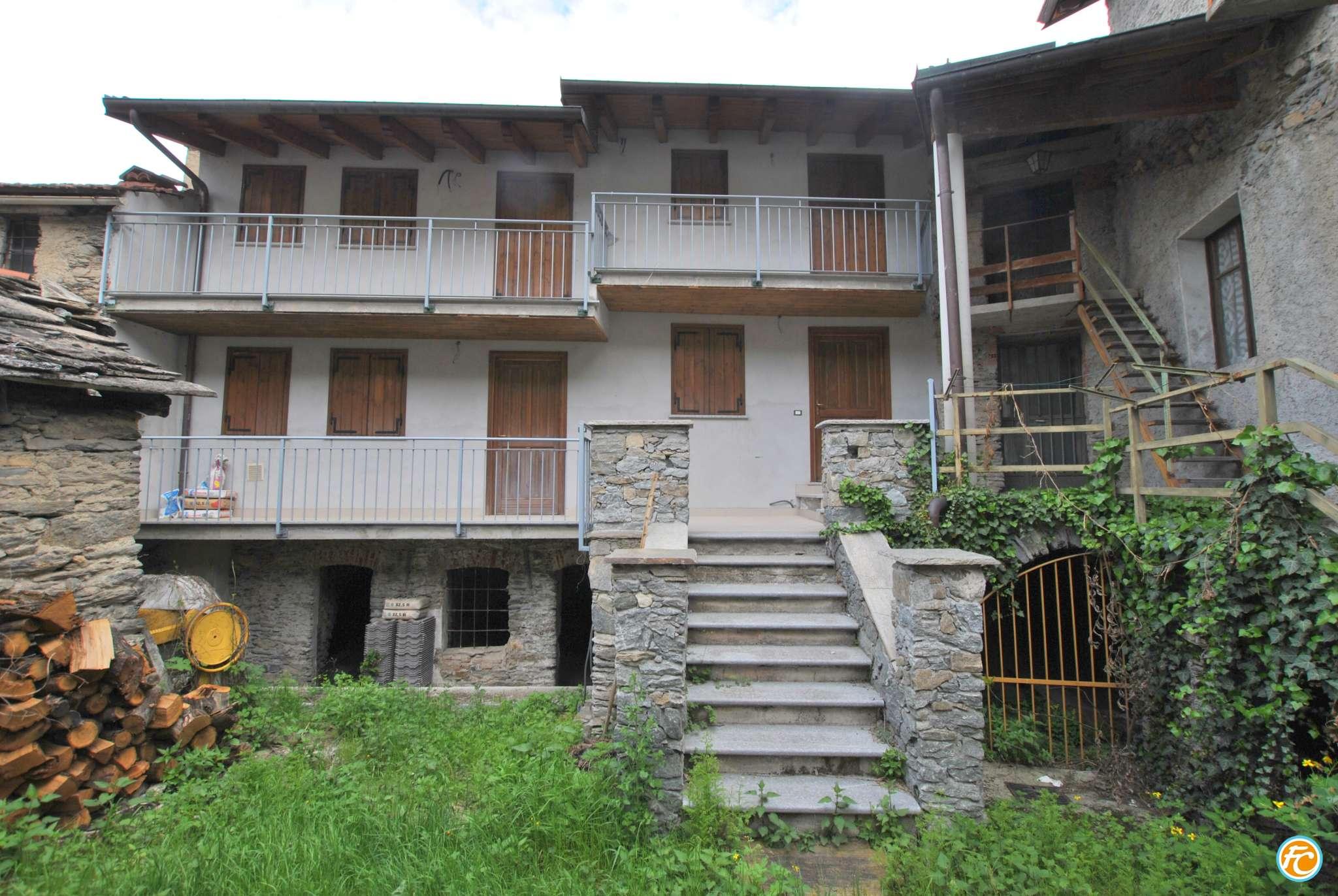 Palazzo / Stabile in vendita a Meana di Susa, 4 locali, prezzo € 138.000 | CambioCasa.it