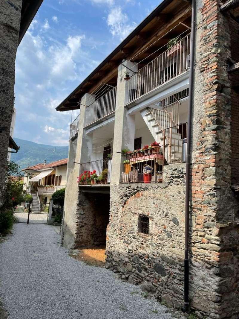 Palazzo / Stabile in vendita a Caprie, 4 locali, prezzo € 73.000   PortaleAgenzieImmobiliari.it