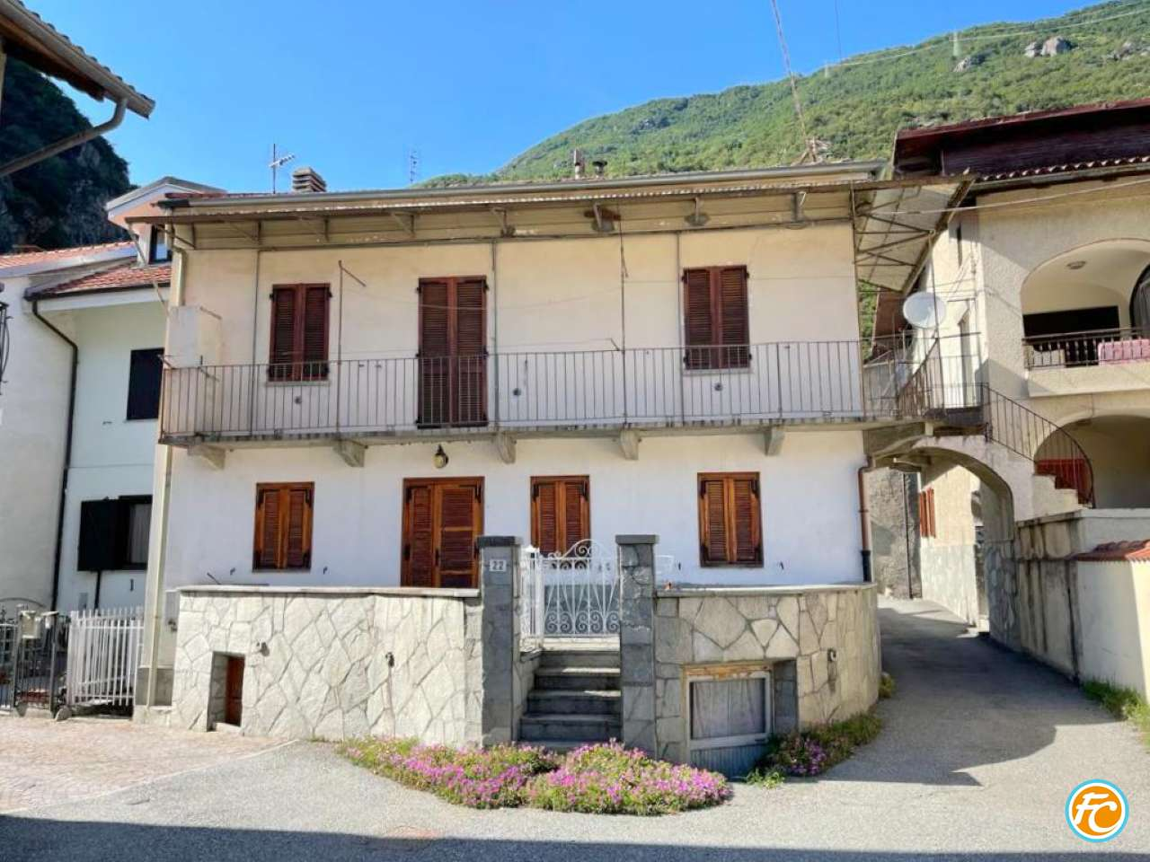 Appartamento in vendita a Borgone Susa, 2 locali, prezzo € 28.500 | PortaleAgenzieImmobiliari.it