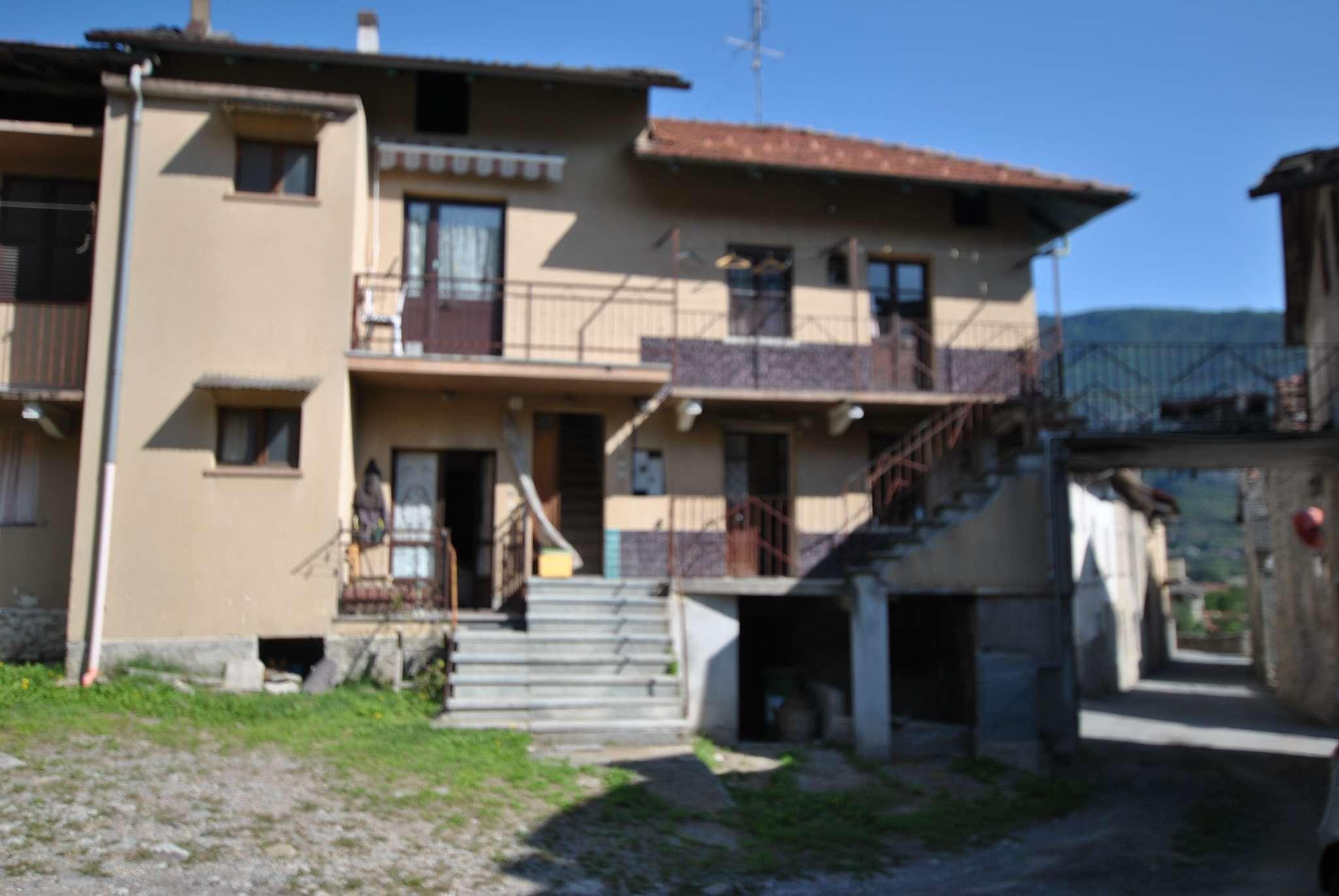 Palazzo / Stabile in vendita a Villar Focchiardo, 8 locali, prezzo € 49.000 | PortaleAgenzieImmobiliari.it
